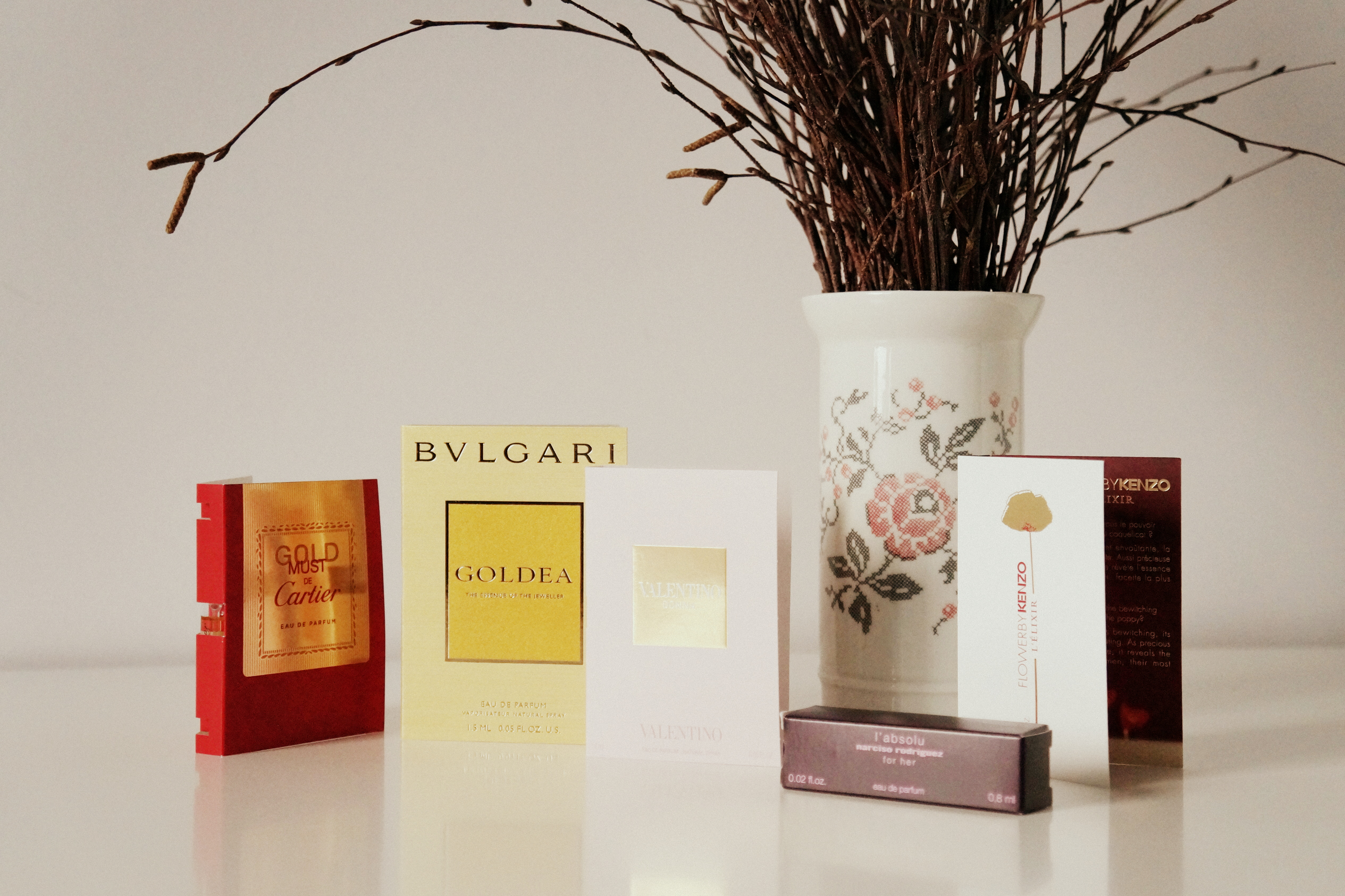 zauroczenia perfumowe 25 samples edpholiczka