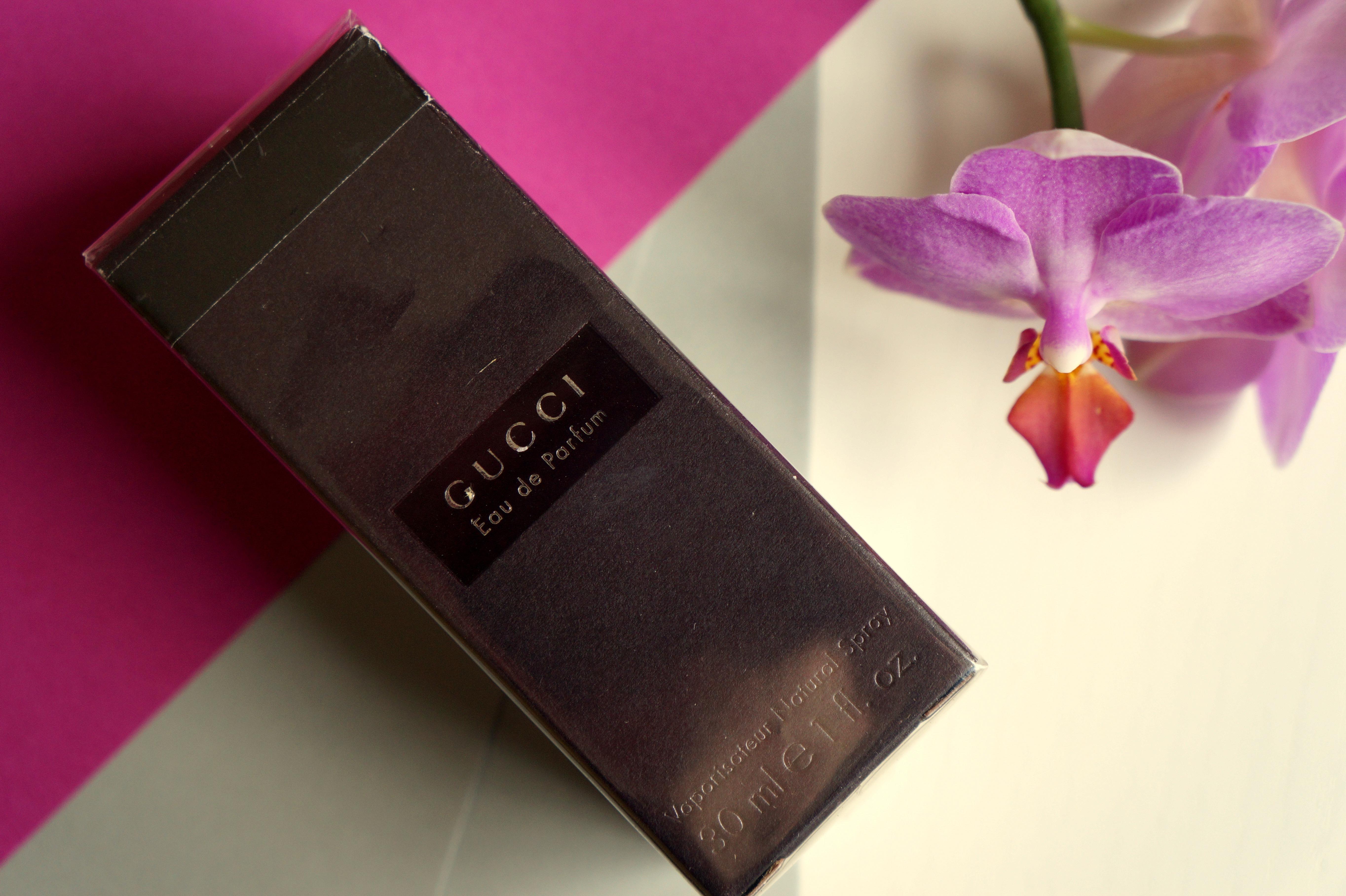 haul perfumowy-gucci