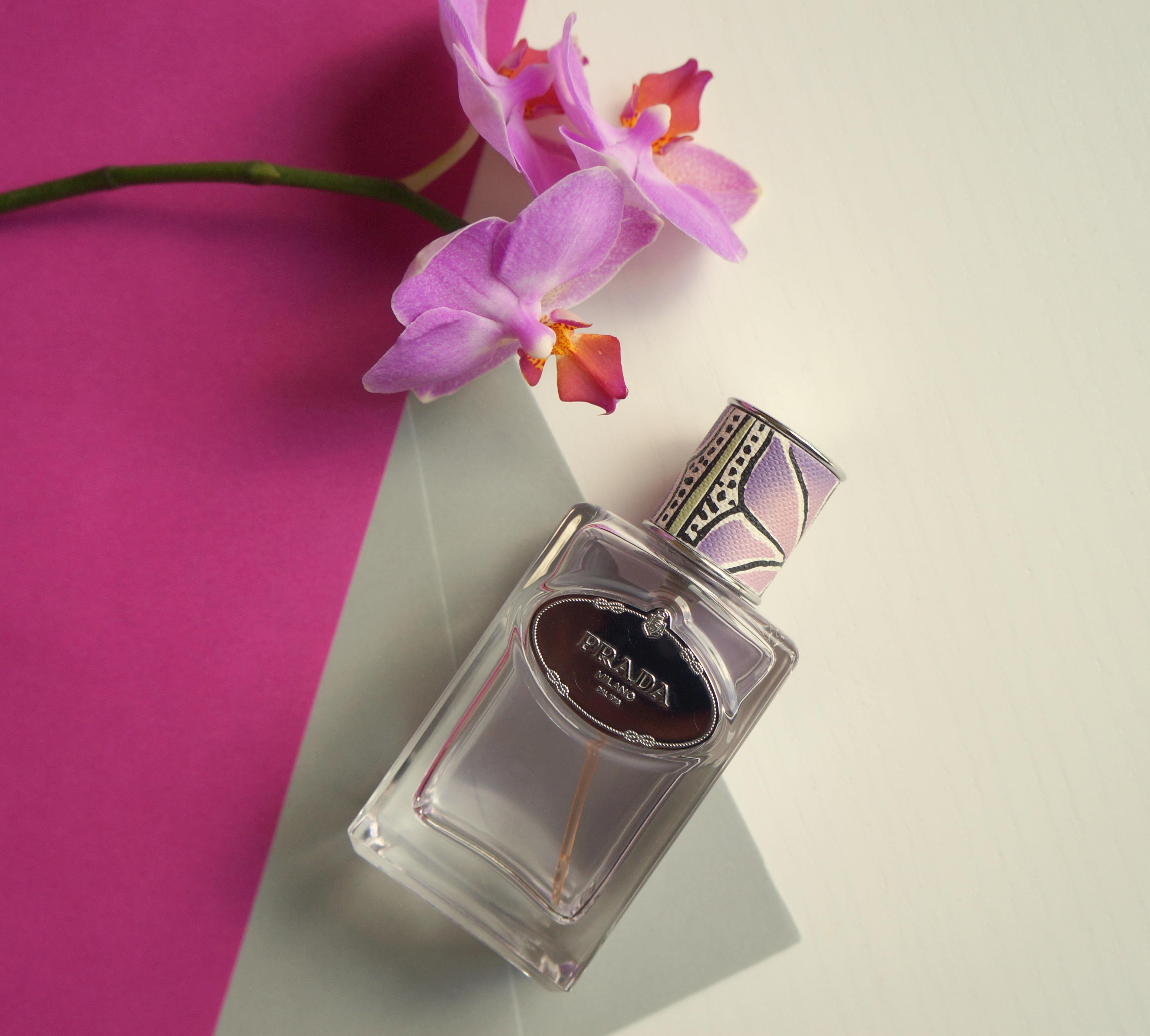 haul perfumowy-prada