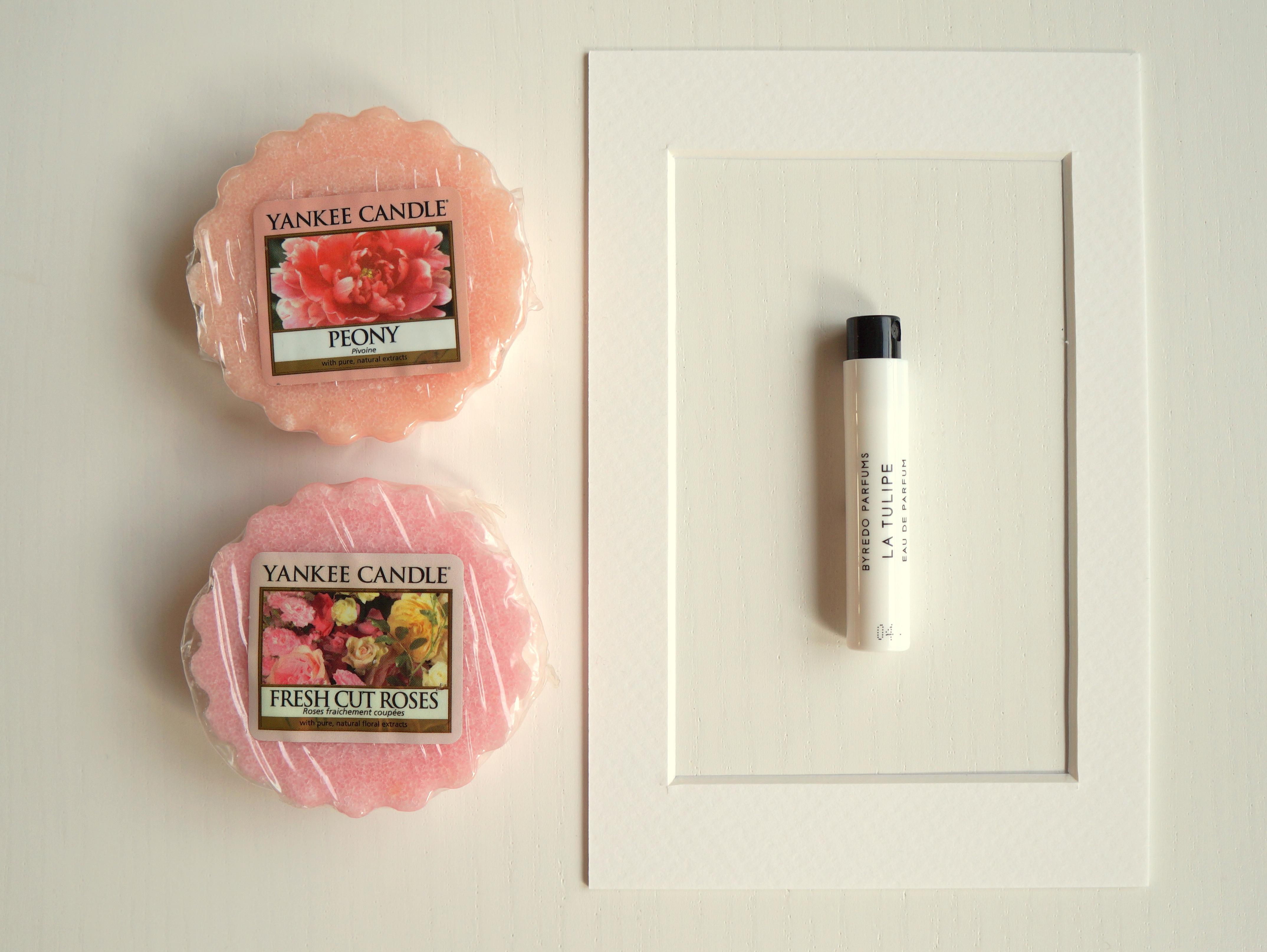 zauroczenia perfumowe-byredo-yankee-candle