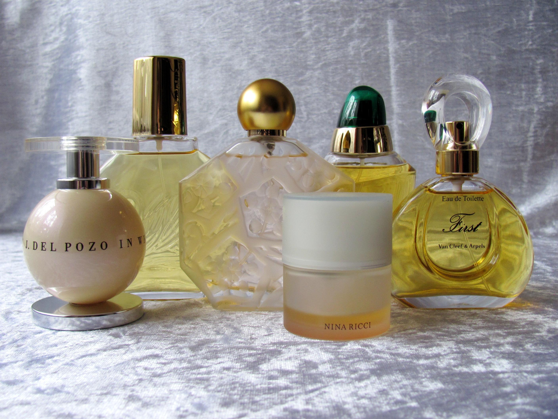 Kolekcja perfum Eweliny 02