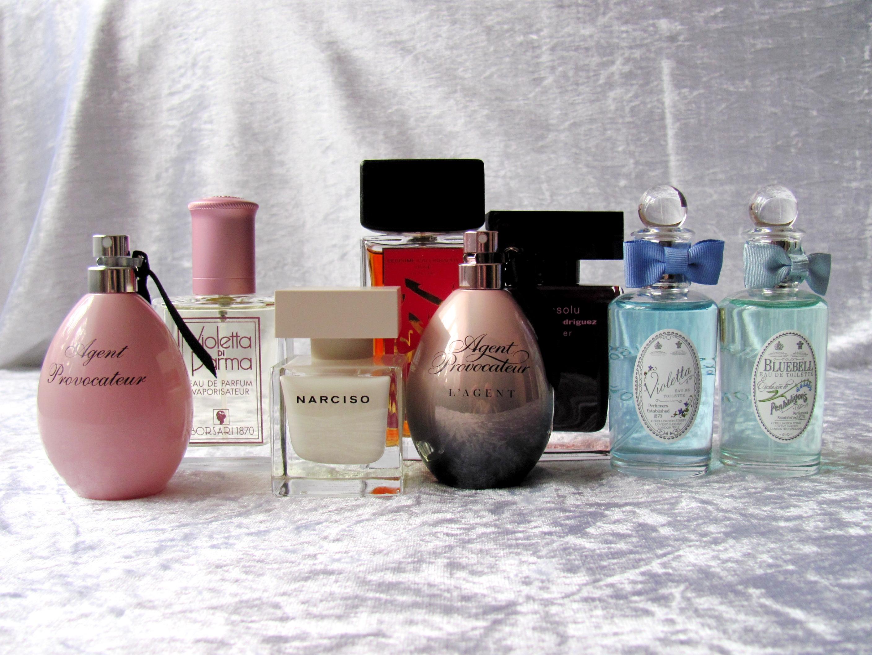 Kolekcja perfum Eweliny 03