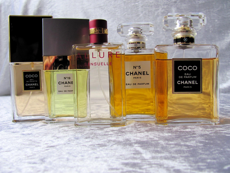 Kolekcja perfum Eweliny 09