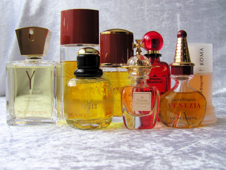 Kolekcja perfum Eweliny 11