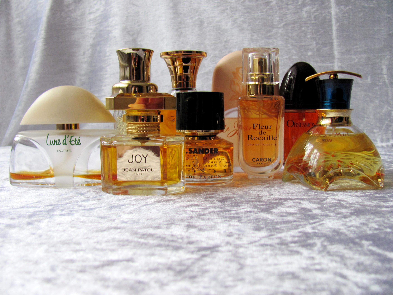 Kolekcja perfum Eweliny 19