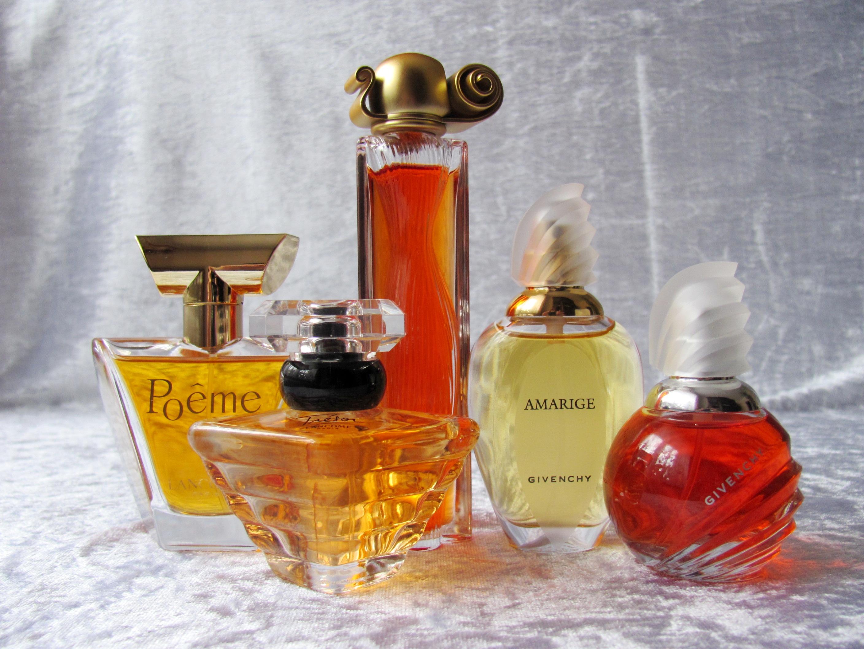 Kolekcja perfum Eweliny 21