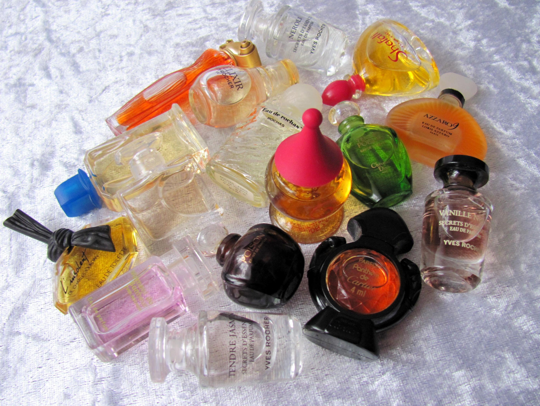 Kolekcja perfum Eweliny