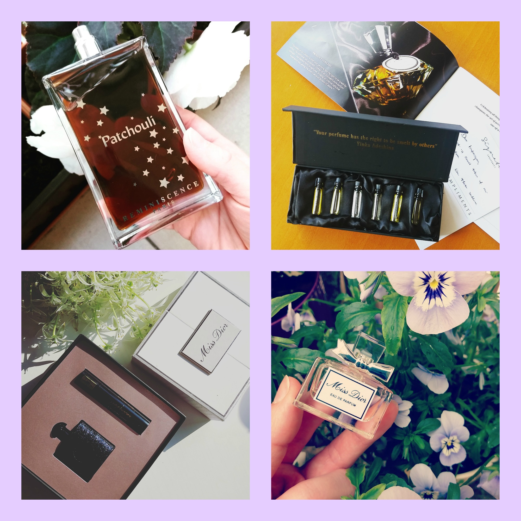 perfumy edpholiczka reminiscence dior
