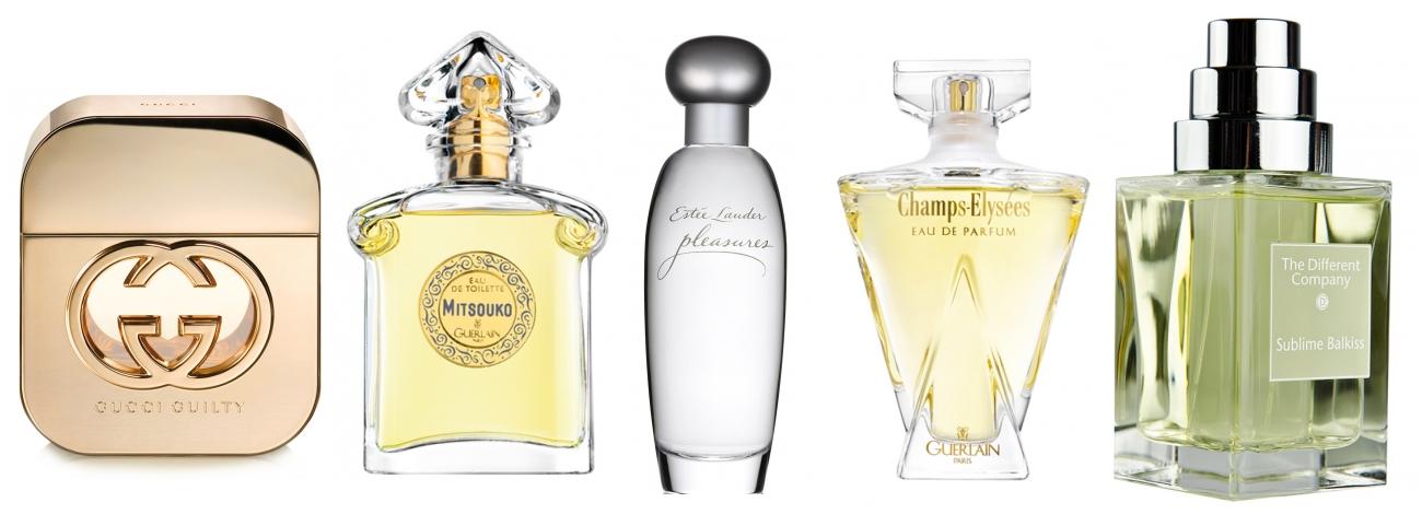 perfumy z nutą bzu edpholiczka