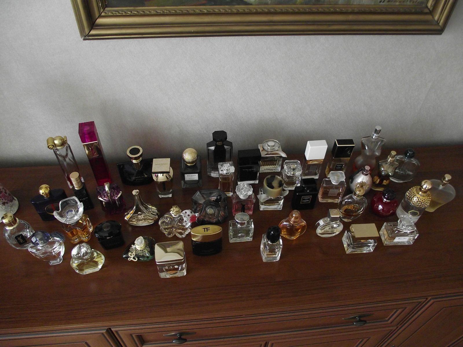 Kolekcja perfum Sylwii 02