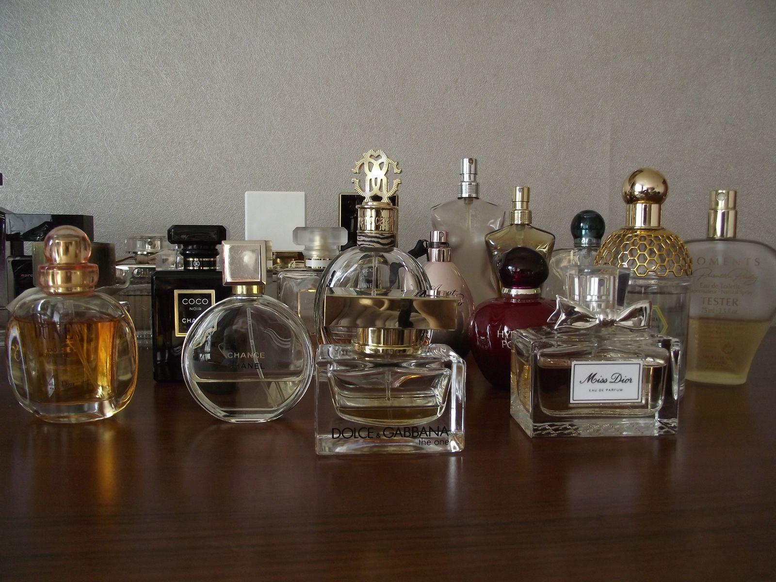 Kolekcja perfum Sylwii 05