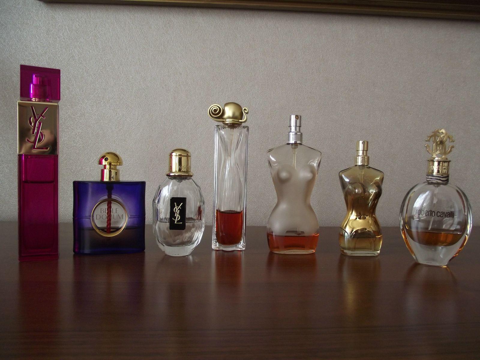 Kolekcja perfum Sylwii 06