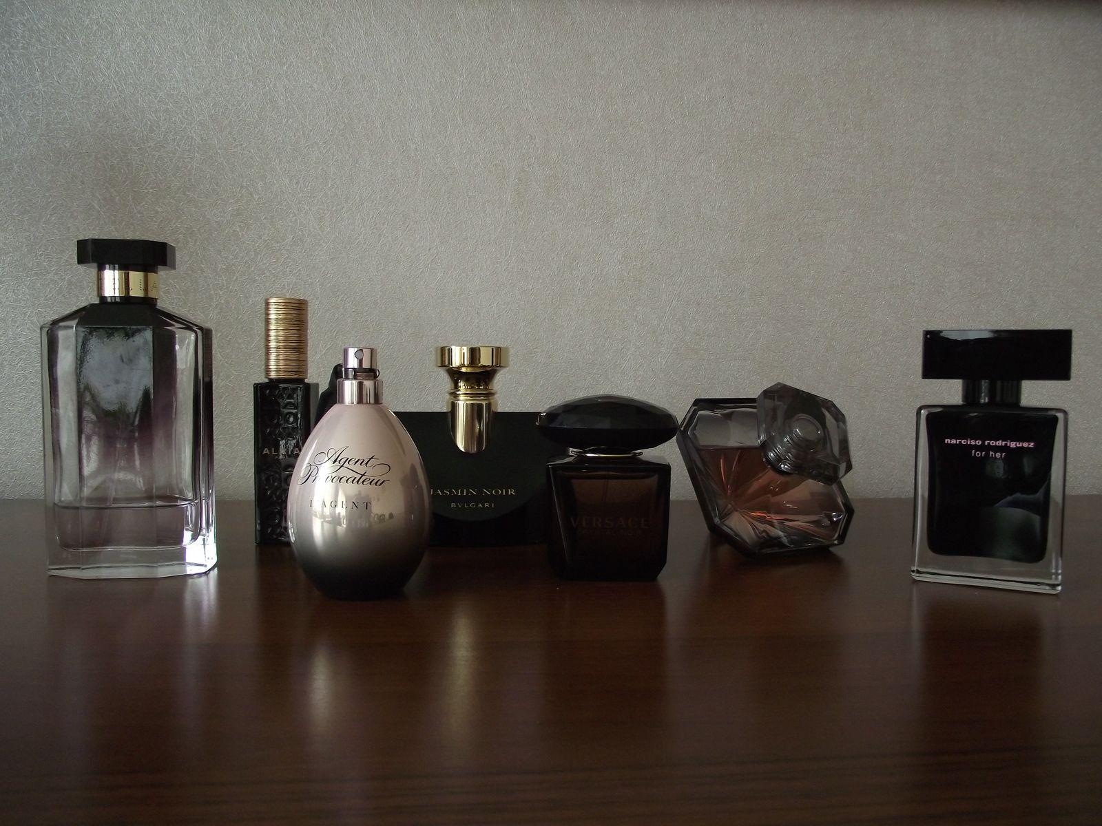 Kolekcja perfum Sylwii 07