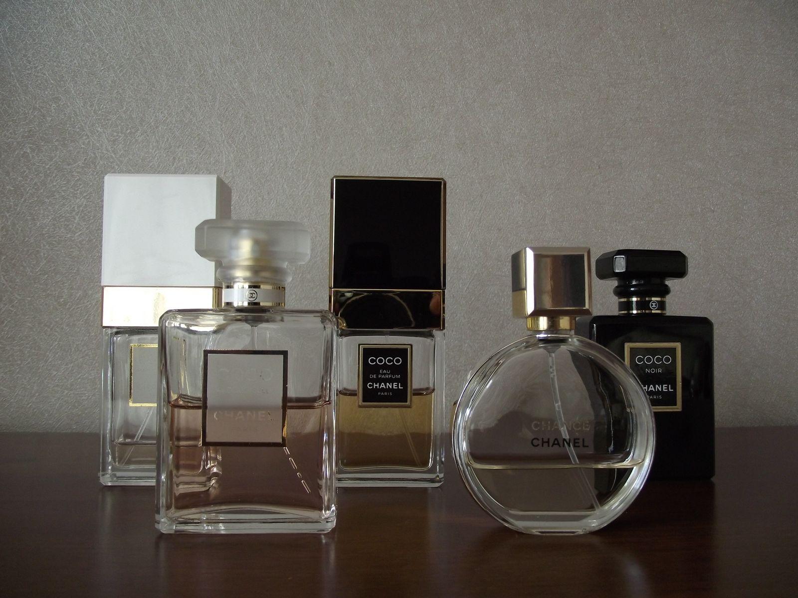 Kolekcja perfum Sylwii 08