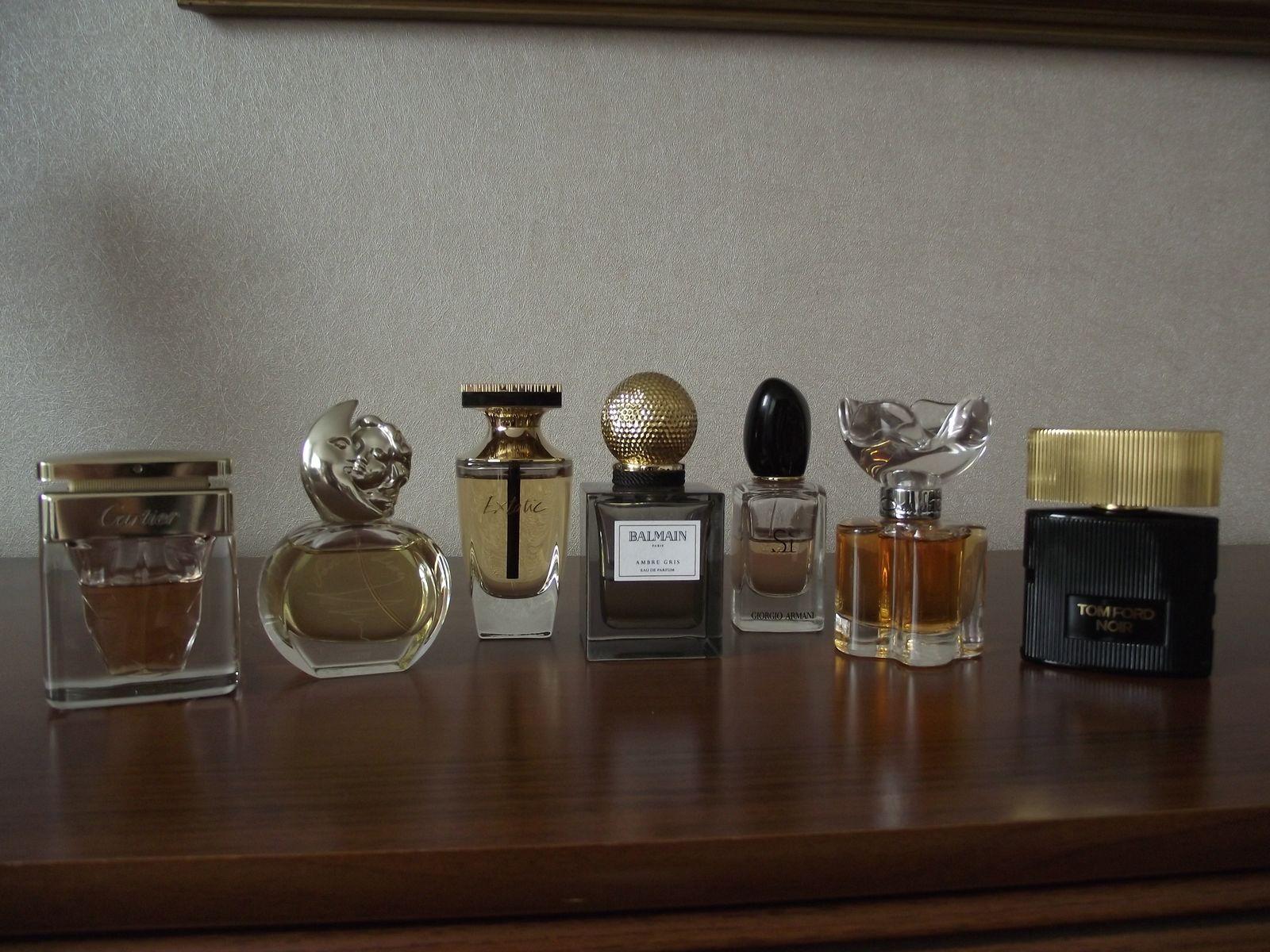 Kolekcja perfum Sylwii 09