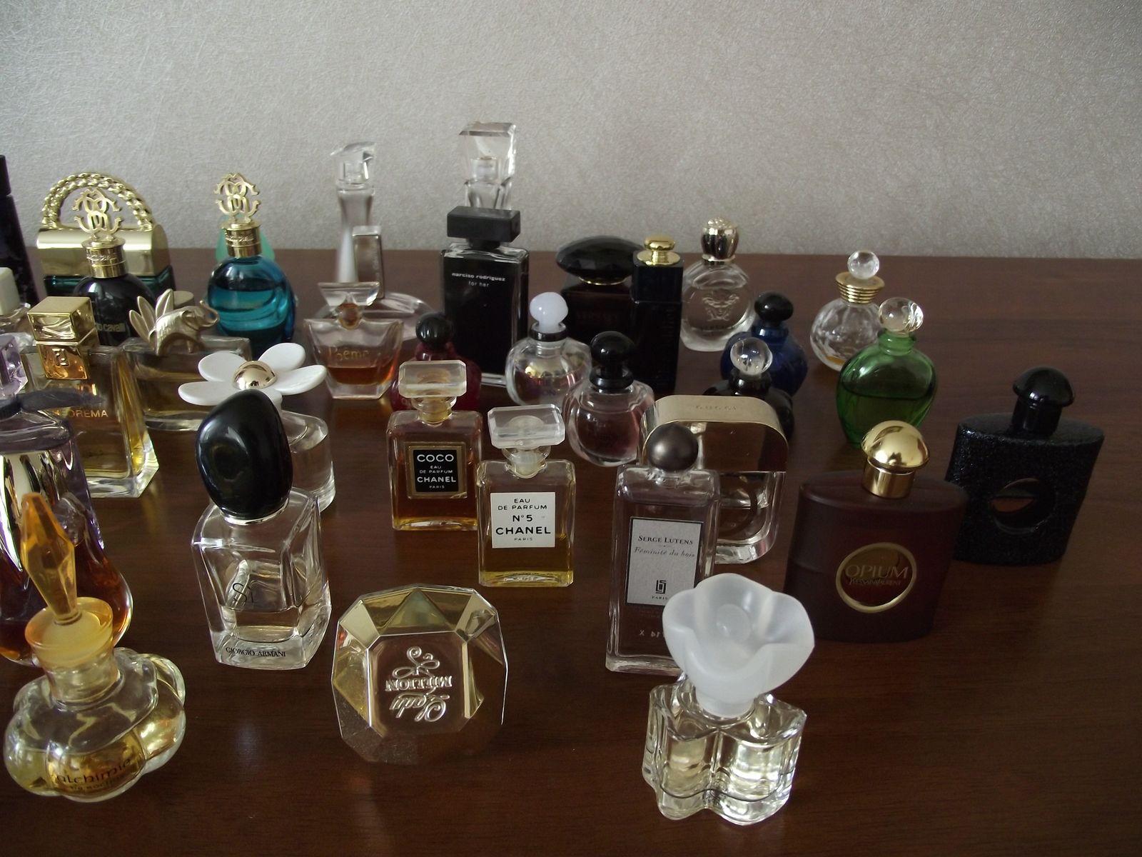 Kolekcja perfum Sylwii 17