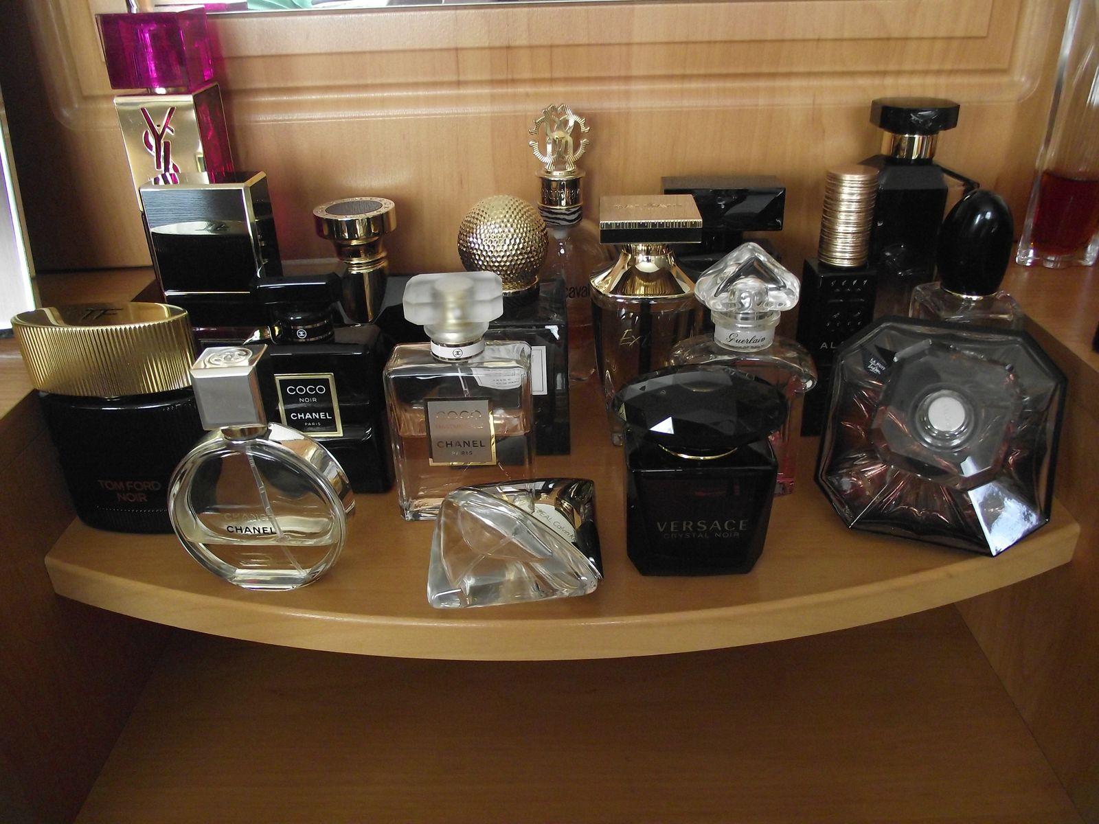 Kolekcja perfum Sylwii 19