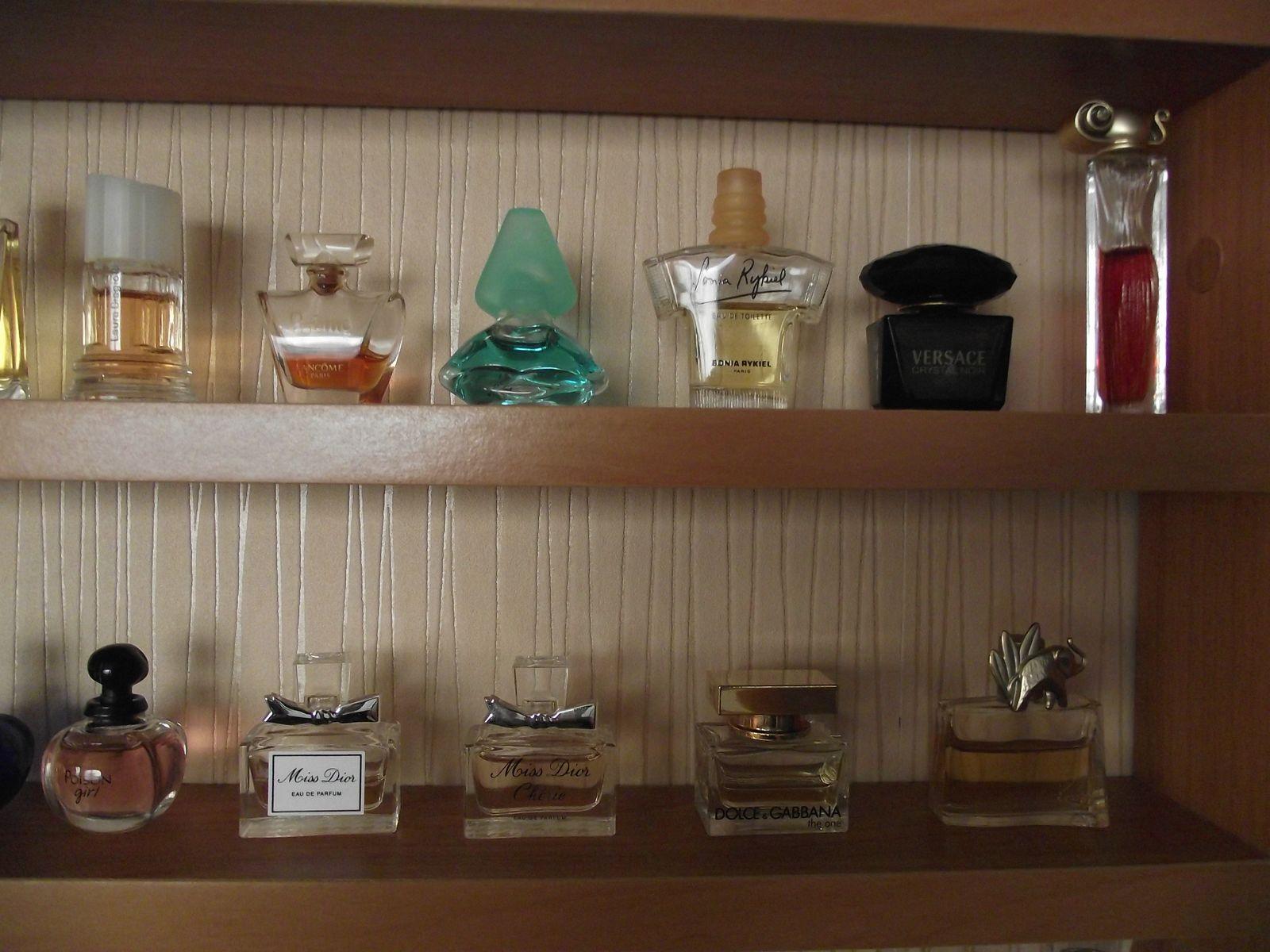 Kolekcja perfum Sylwii 22