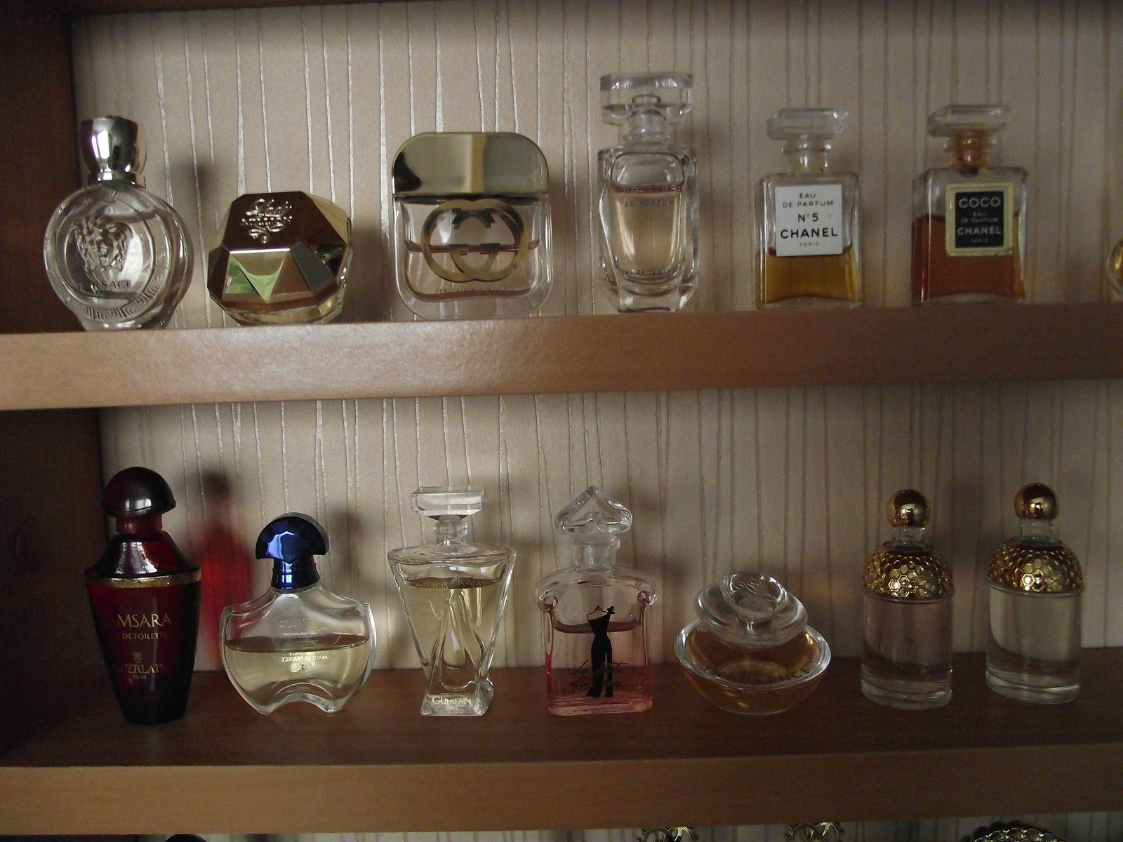 Kolekcja perfum Sylwii 23