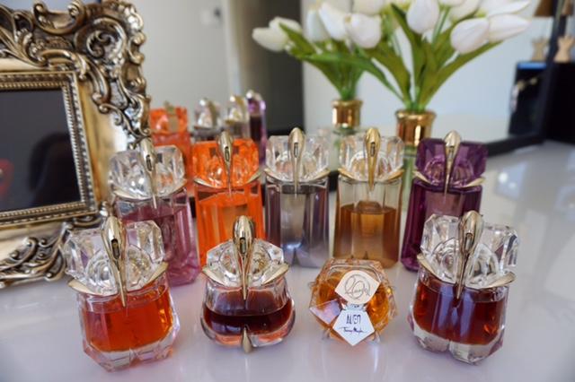 kolekcja perfum Asi F. 05
