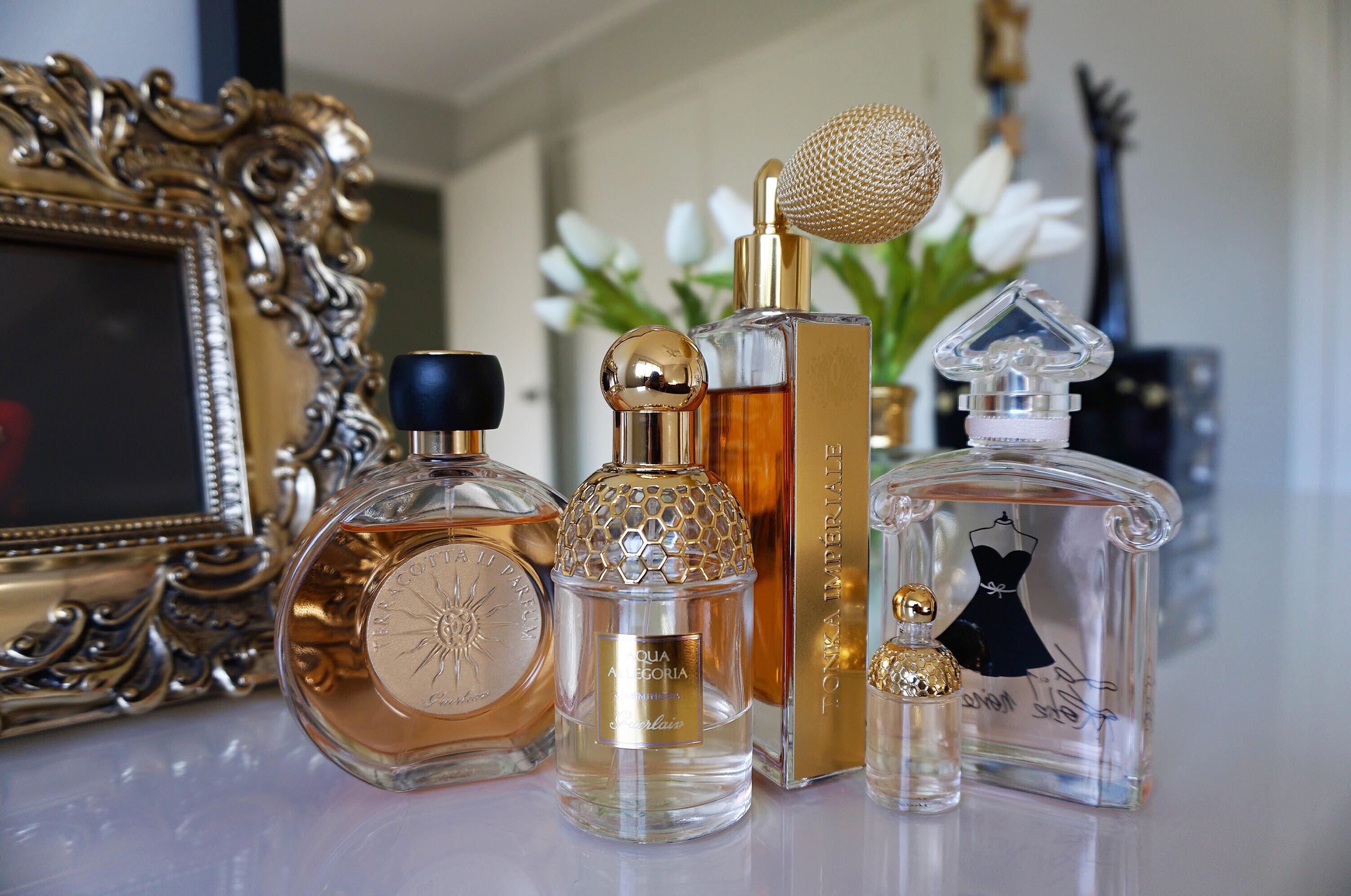 kolekcja perfum Asi F. 06