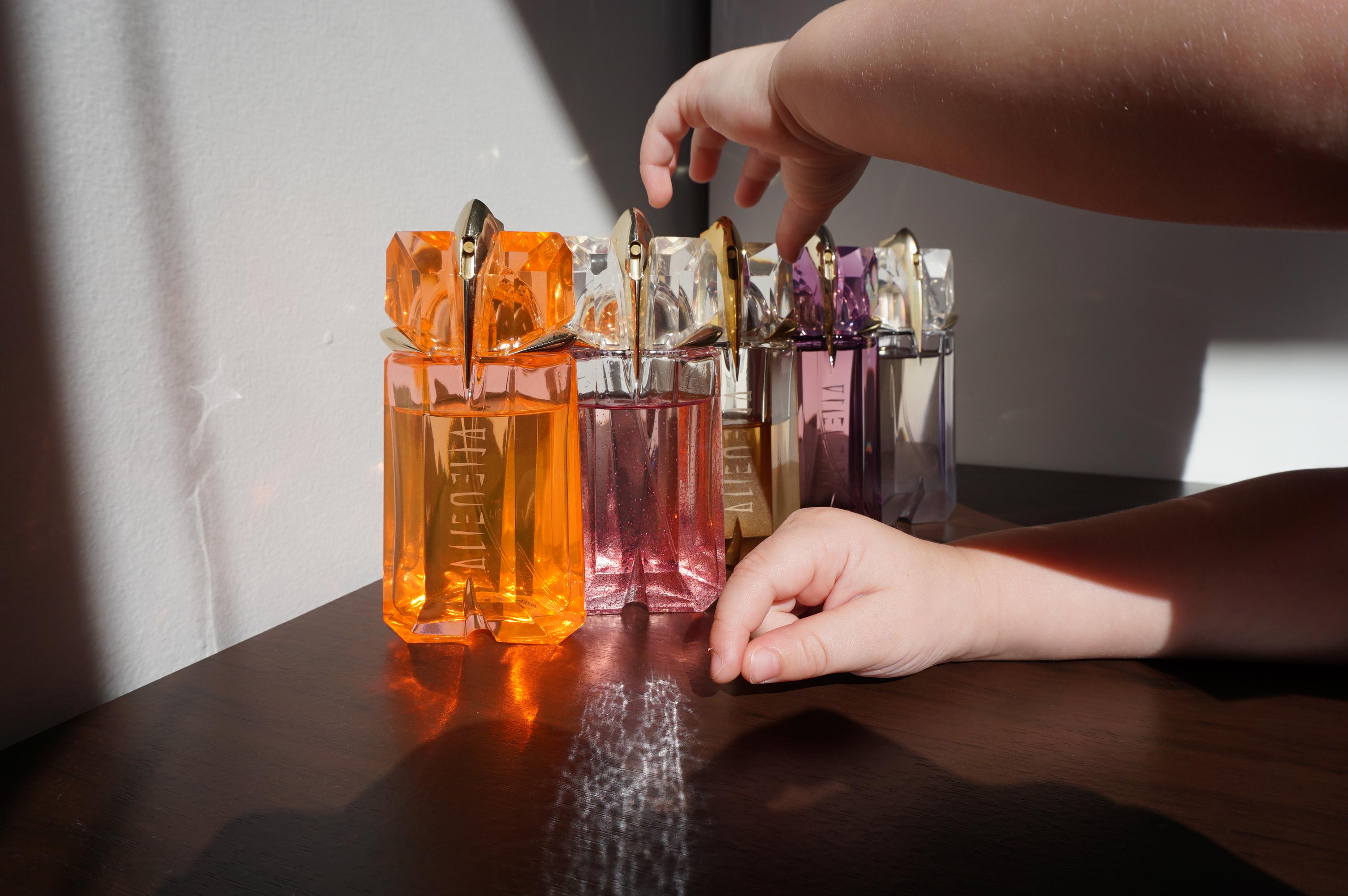 kolekcja perfum Asi F. 11