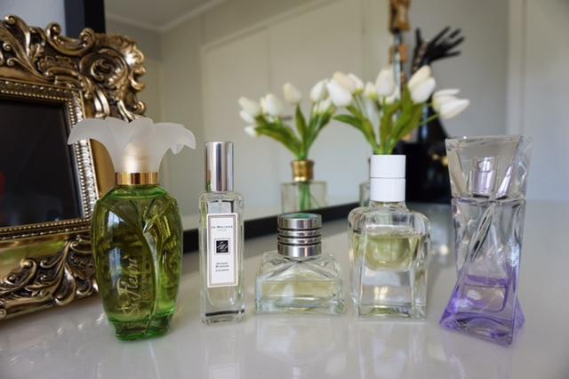 kolekcja perfum Asi F. 17