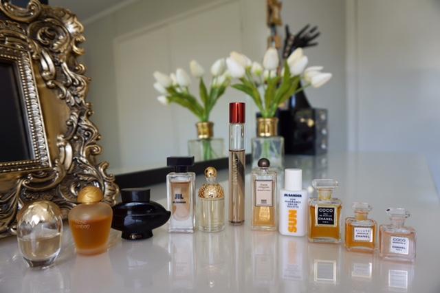 kolekcja perfum Asi F. 18