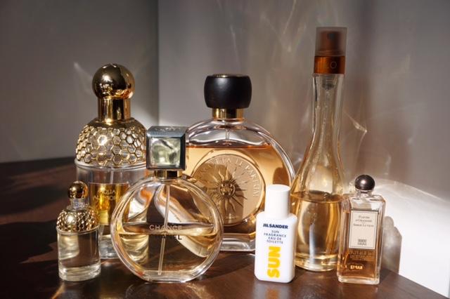 kolekcja perfum Asi F. 22