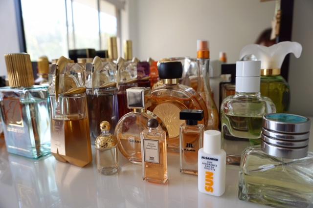kolekcja perfum Asi F