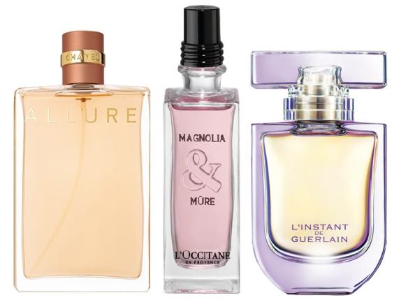 magnolia w perfumach