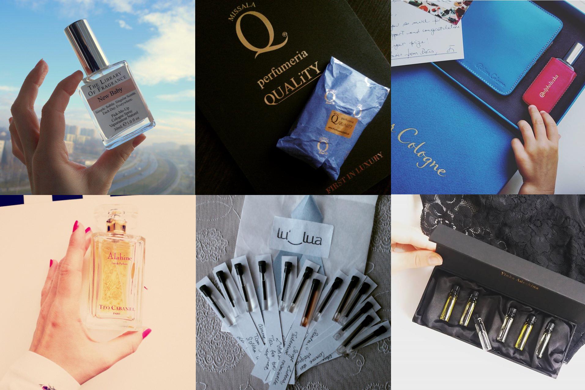 jak testować perfumy niszowe