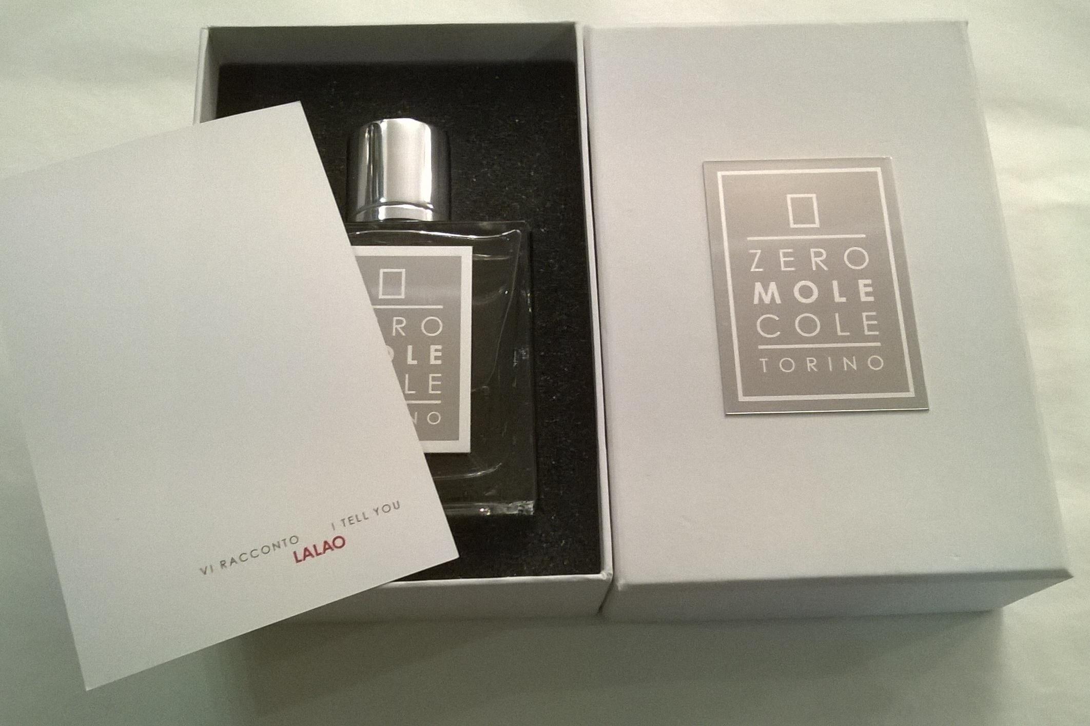 ZEROMOLECOLE LALAO perfumeria niszowa