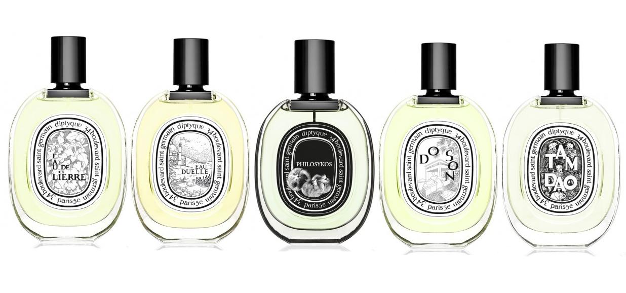 diptyque perfumy niszowe