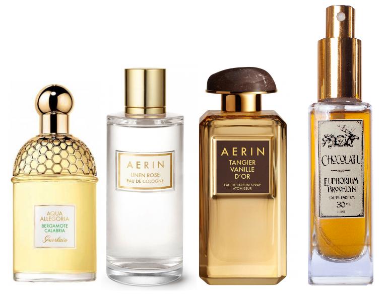 nowe perfumy aerin