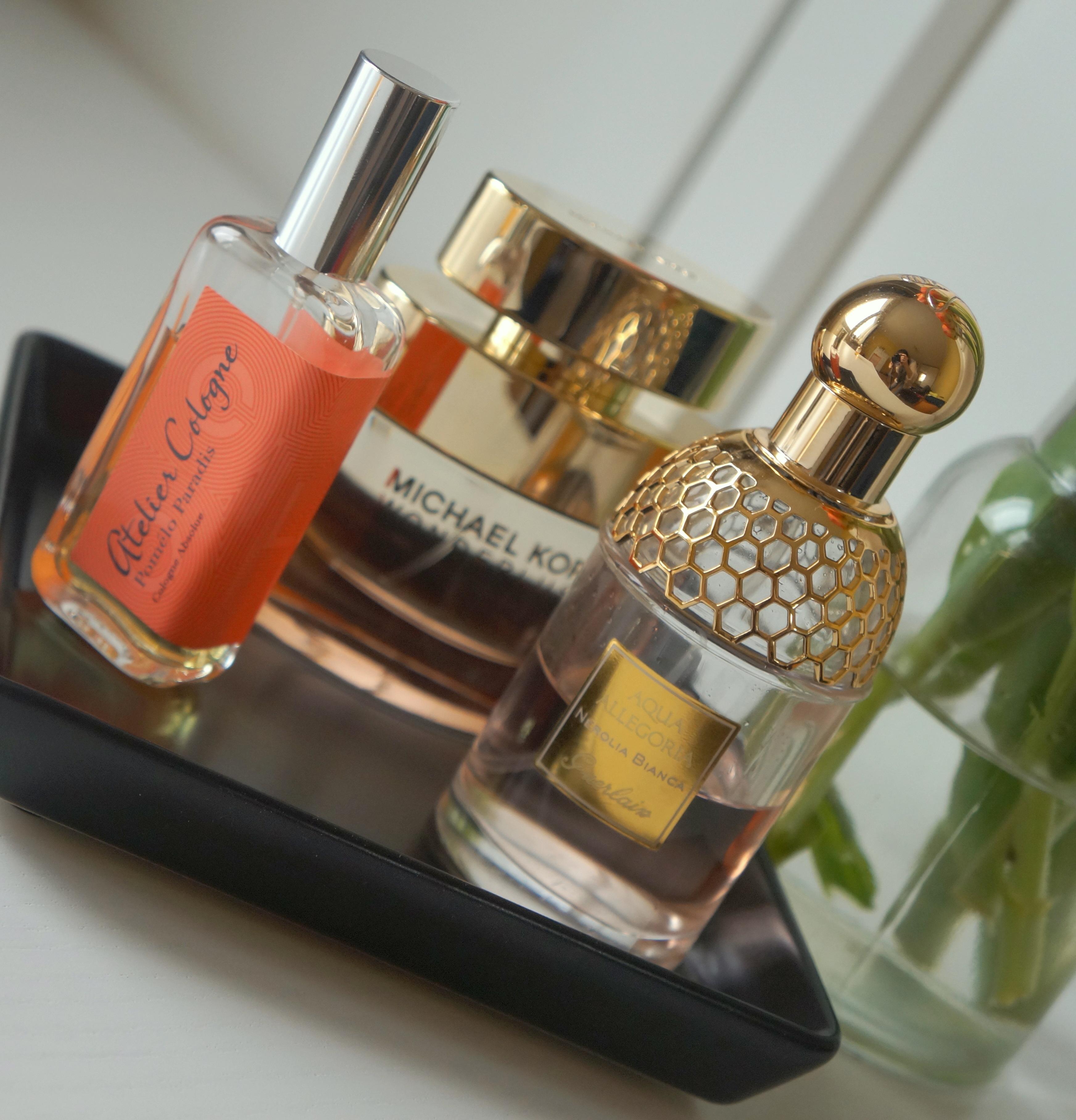 zapachy wakacyjne blog o perfumach