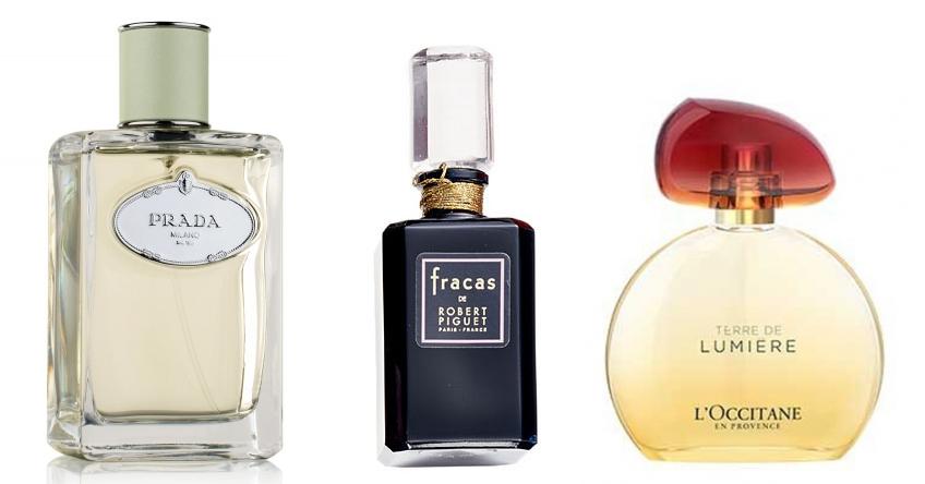 norma bates perfumy