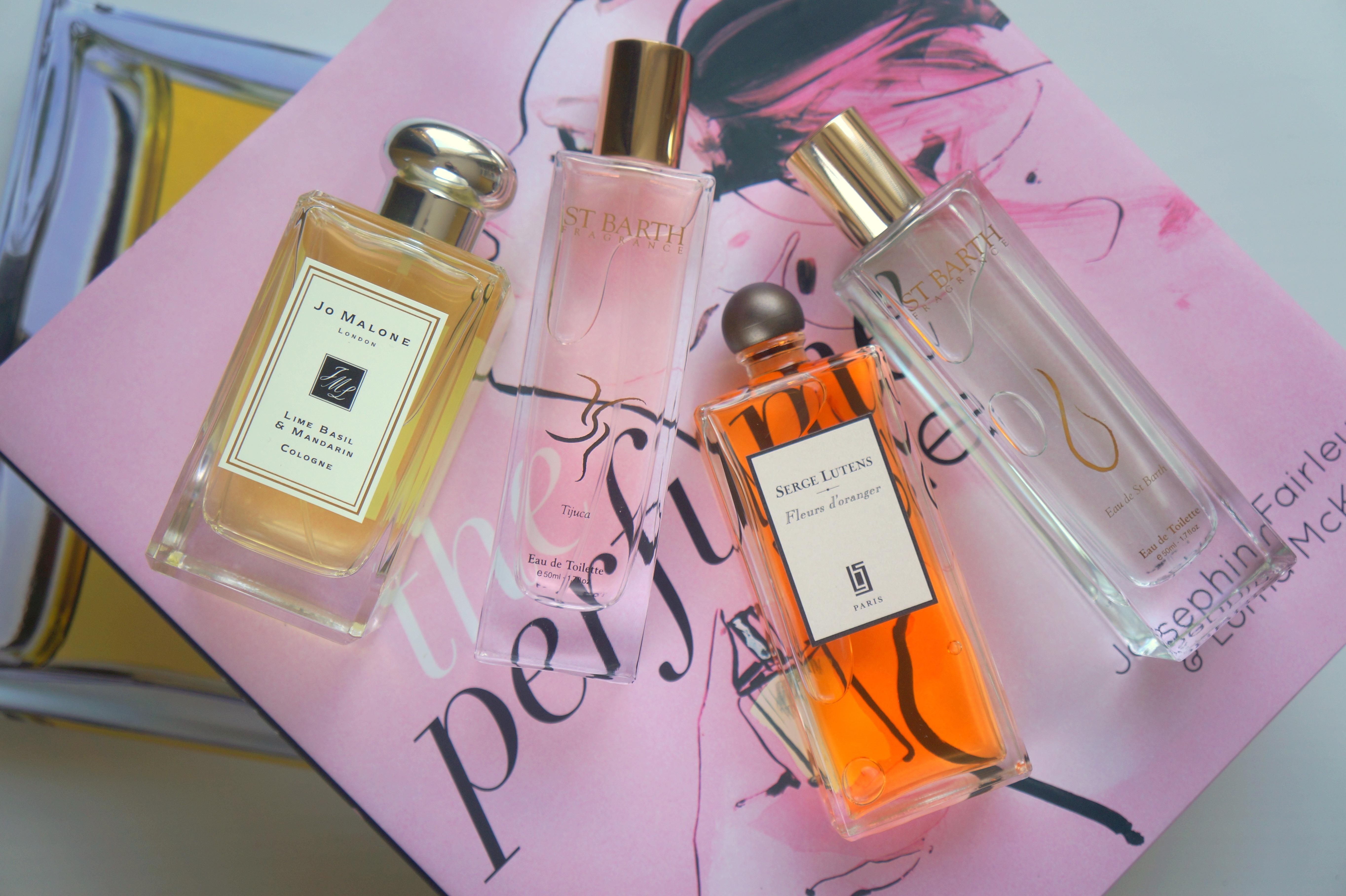 nowości w kolekcji perfum serge jo malone