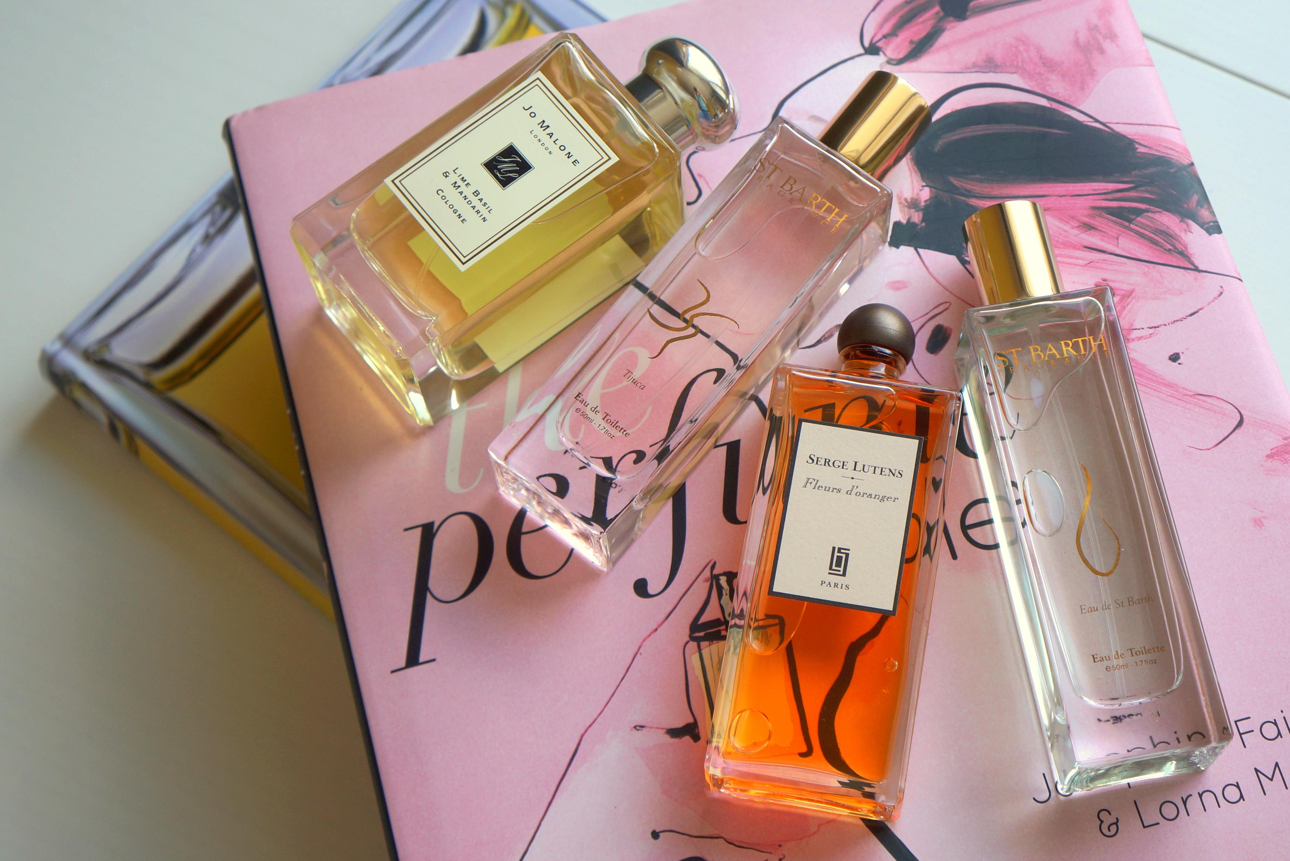 perfumy nowości w kolekcji ligne st barth