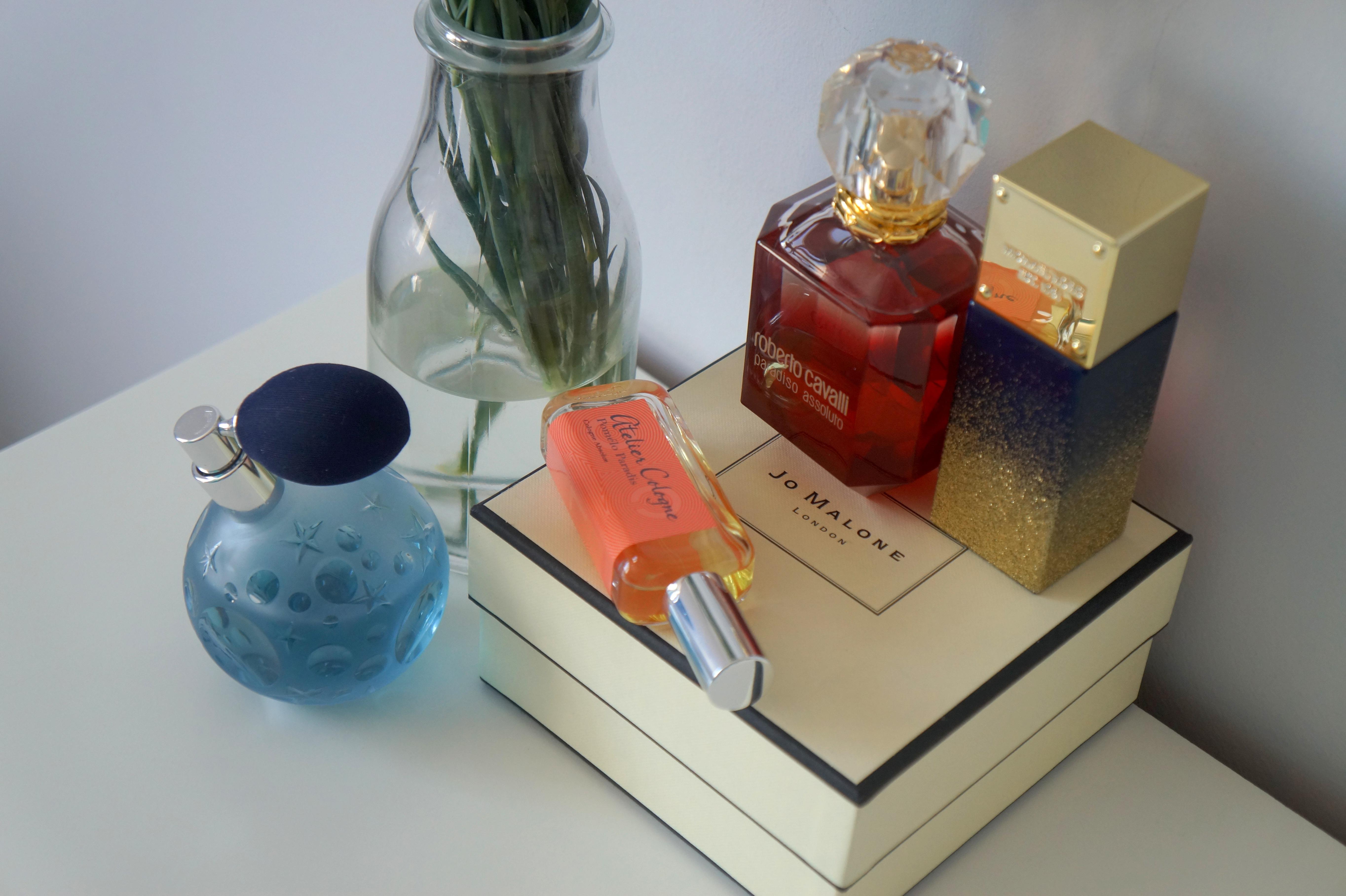 ulubieńcy czerwca perfumy