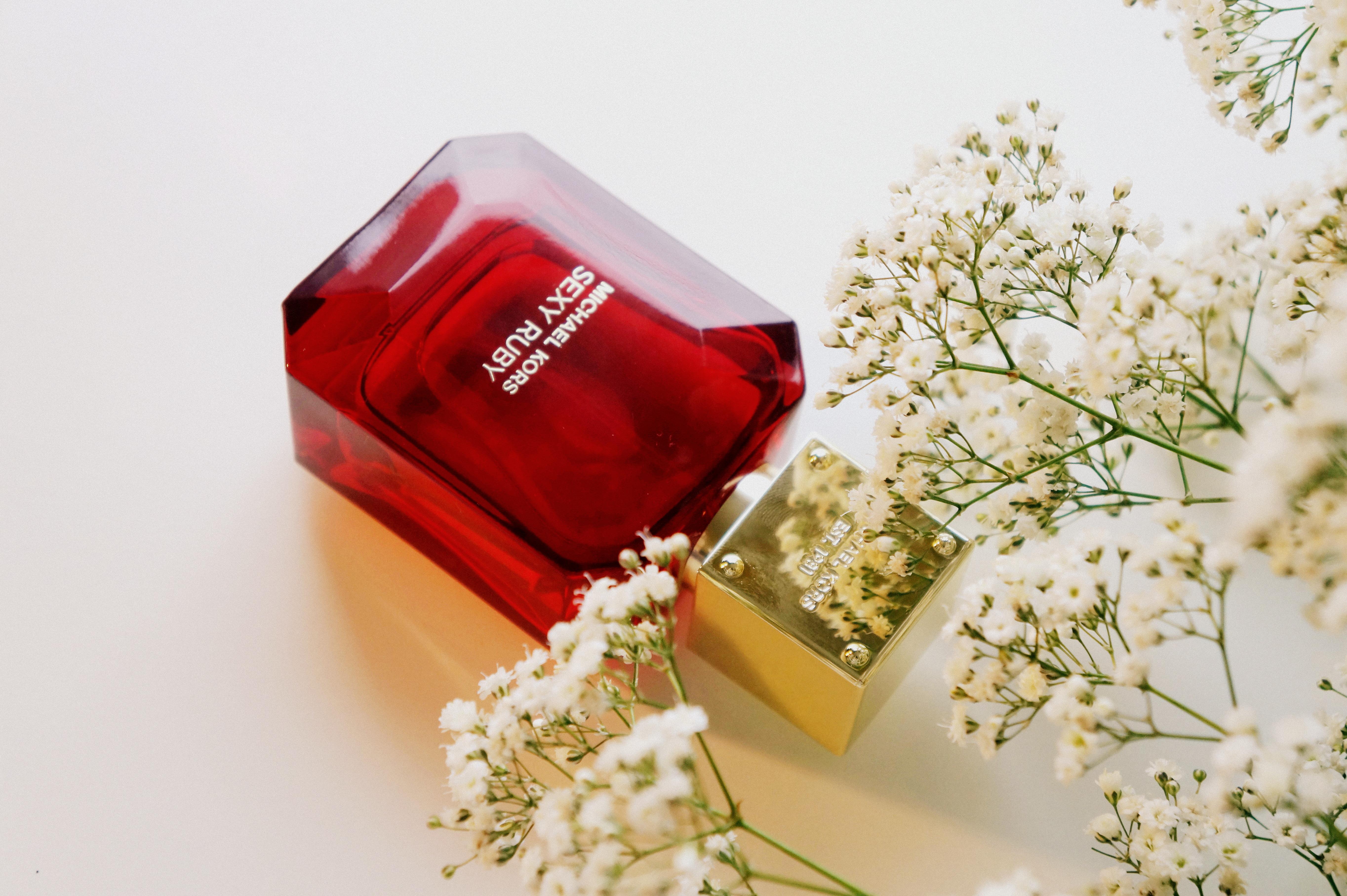 michael kors sexy ruby edpholiczka blog o perfumach