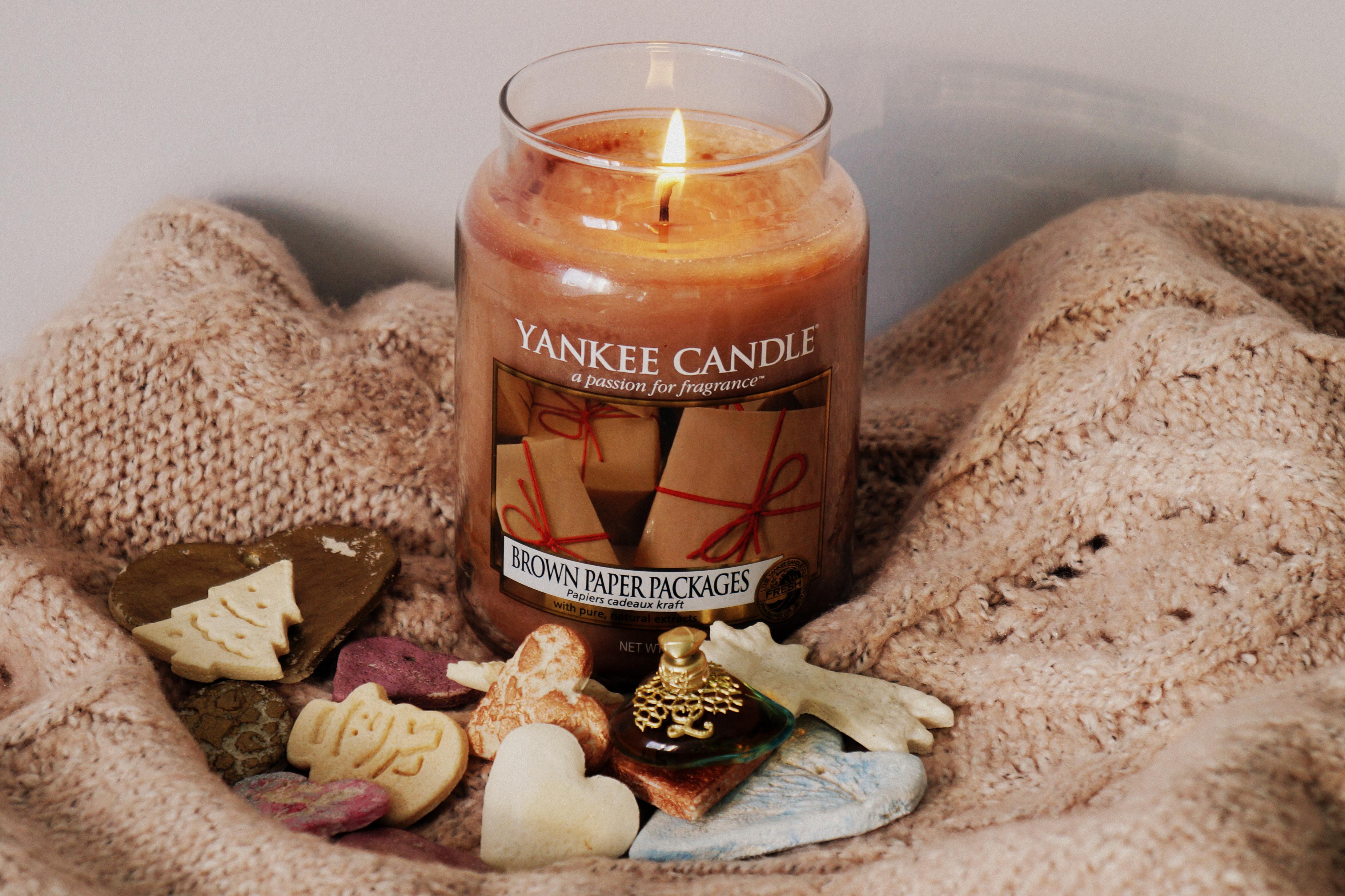 zapach do domu świeca yankee candle