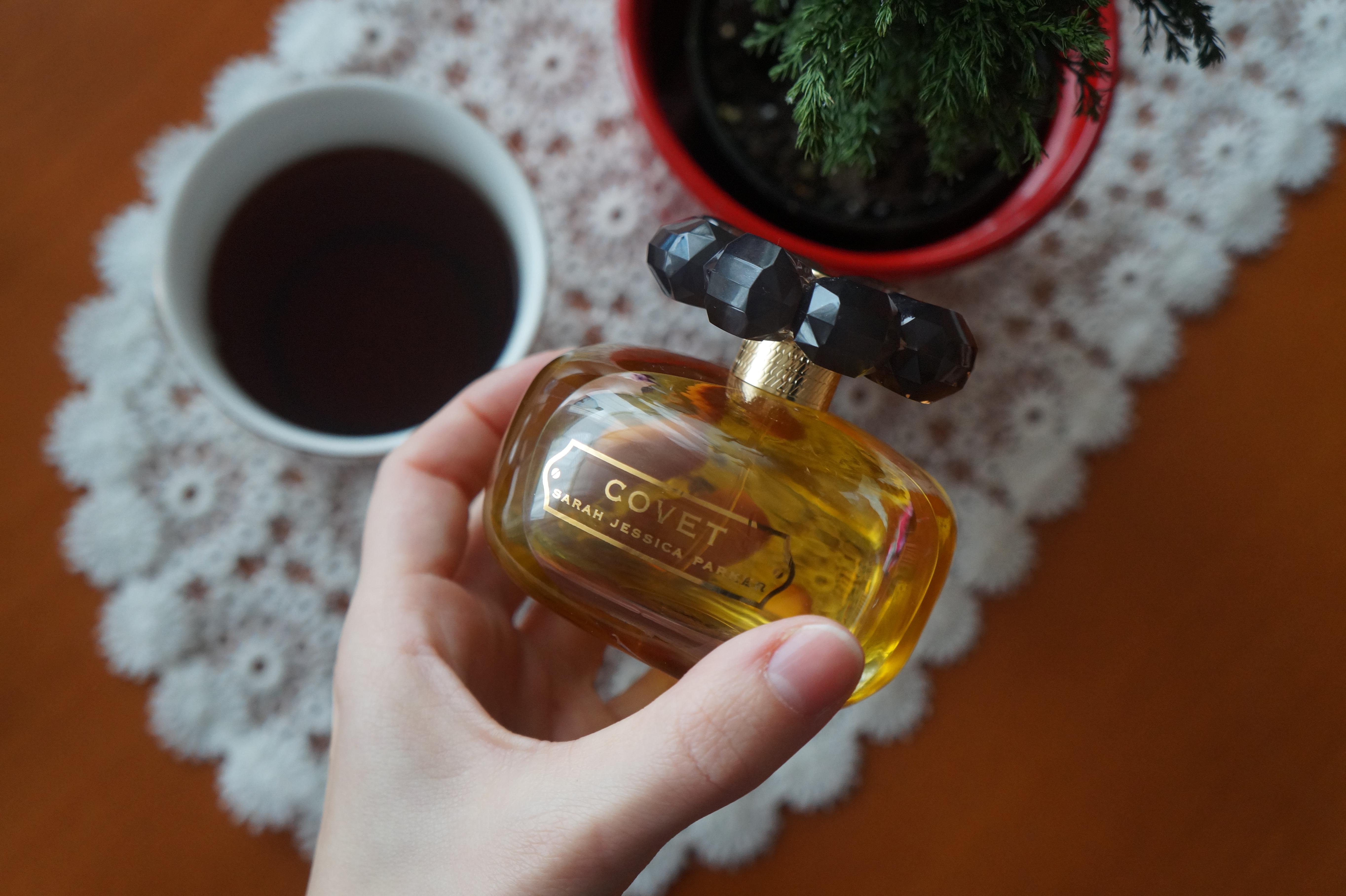 sjp covet perfumy