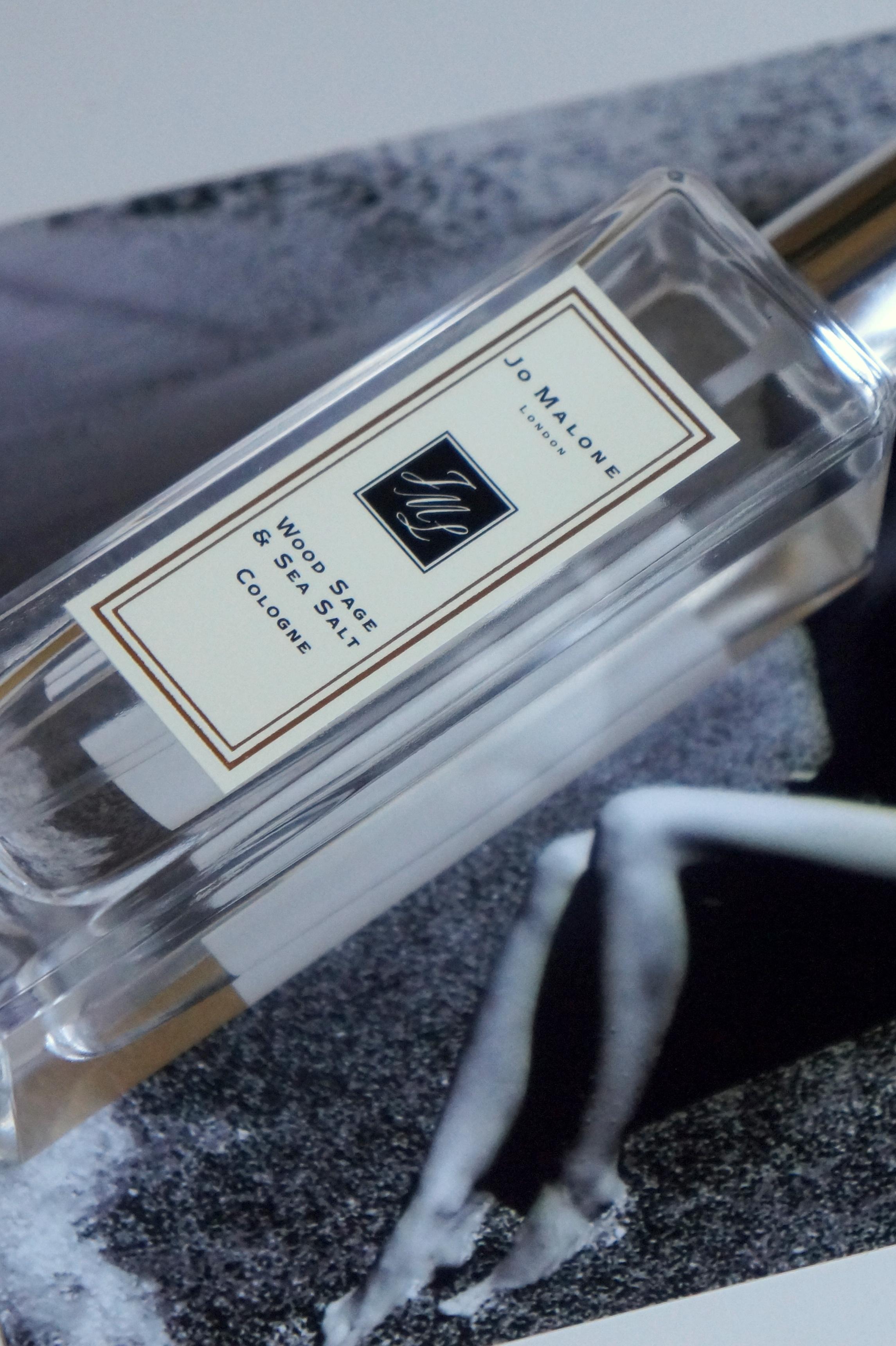 jo malone london wood sage sea salt perfumy