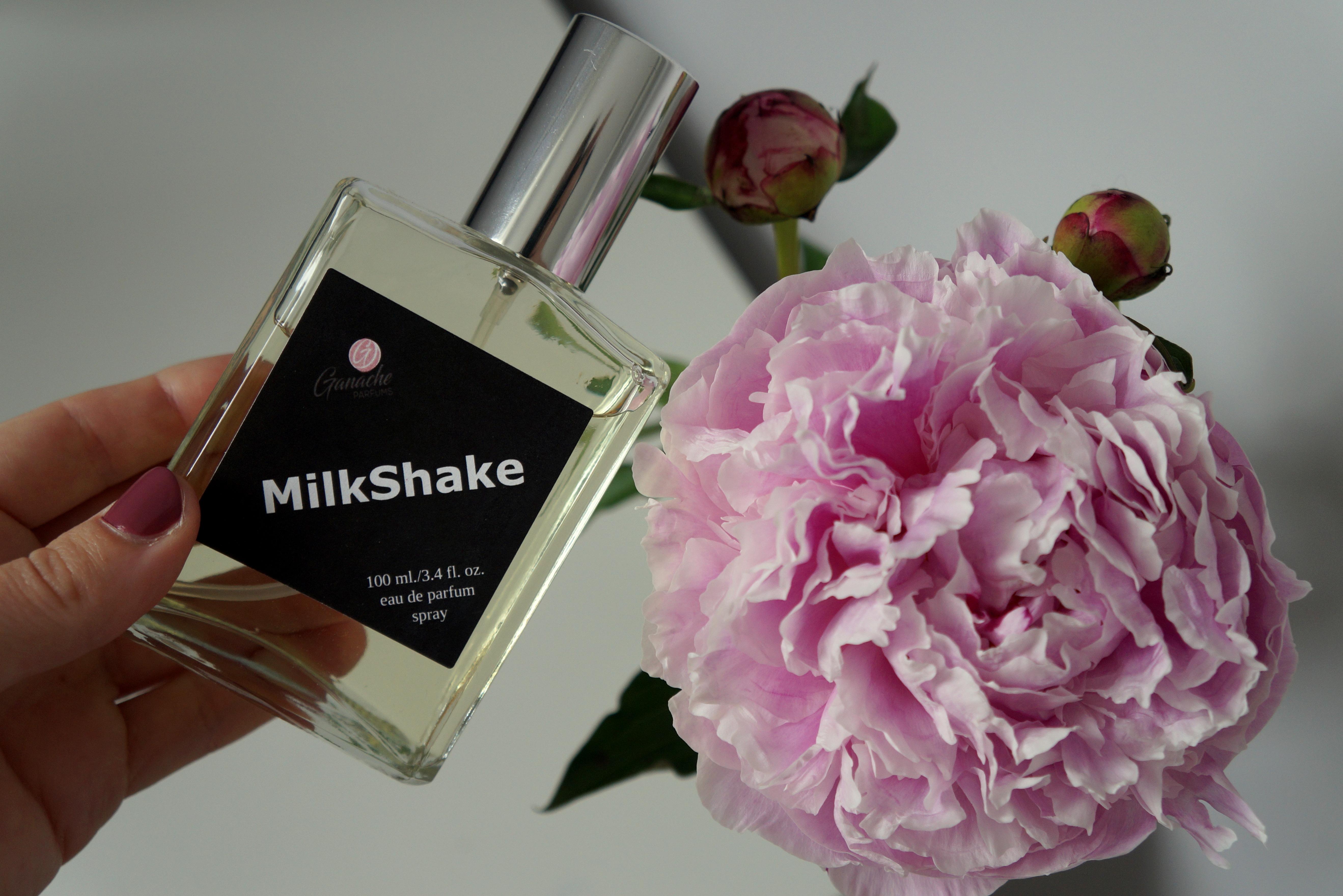 Ganache-Milkshake