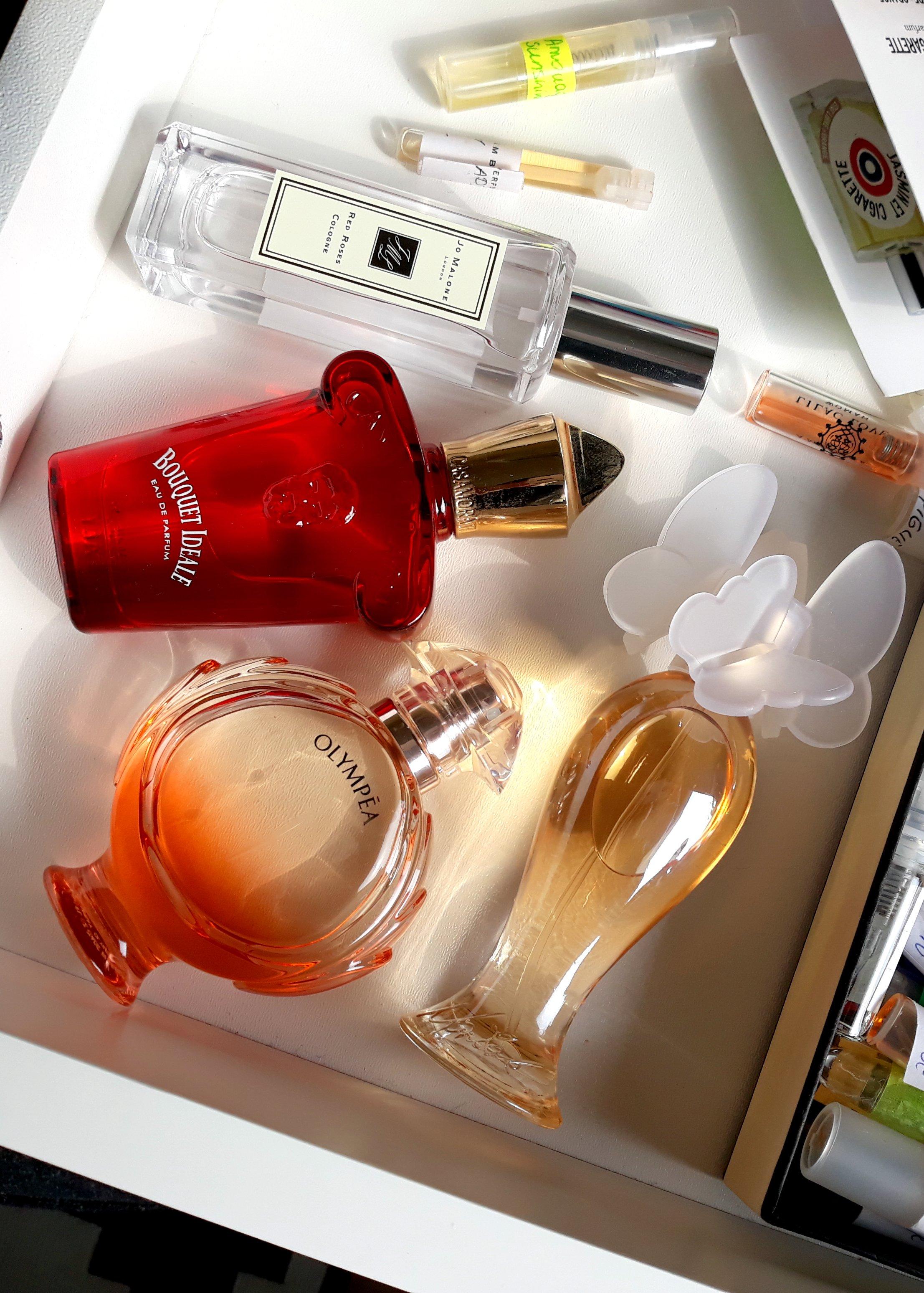 Nowości w kolekcji perfum