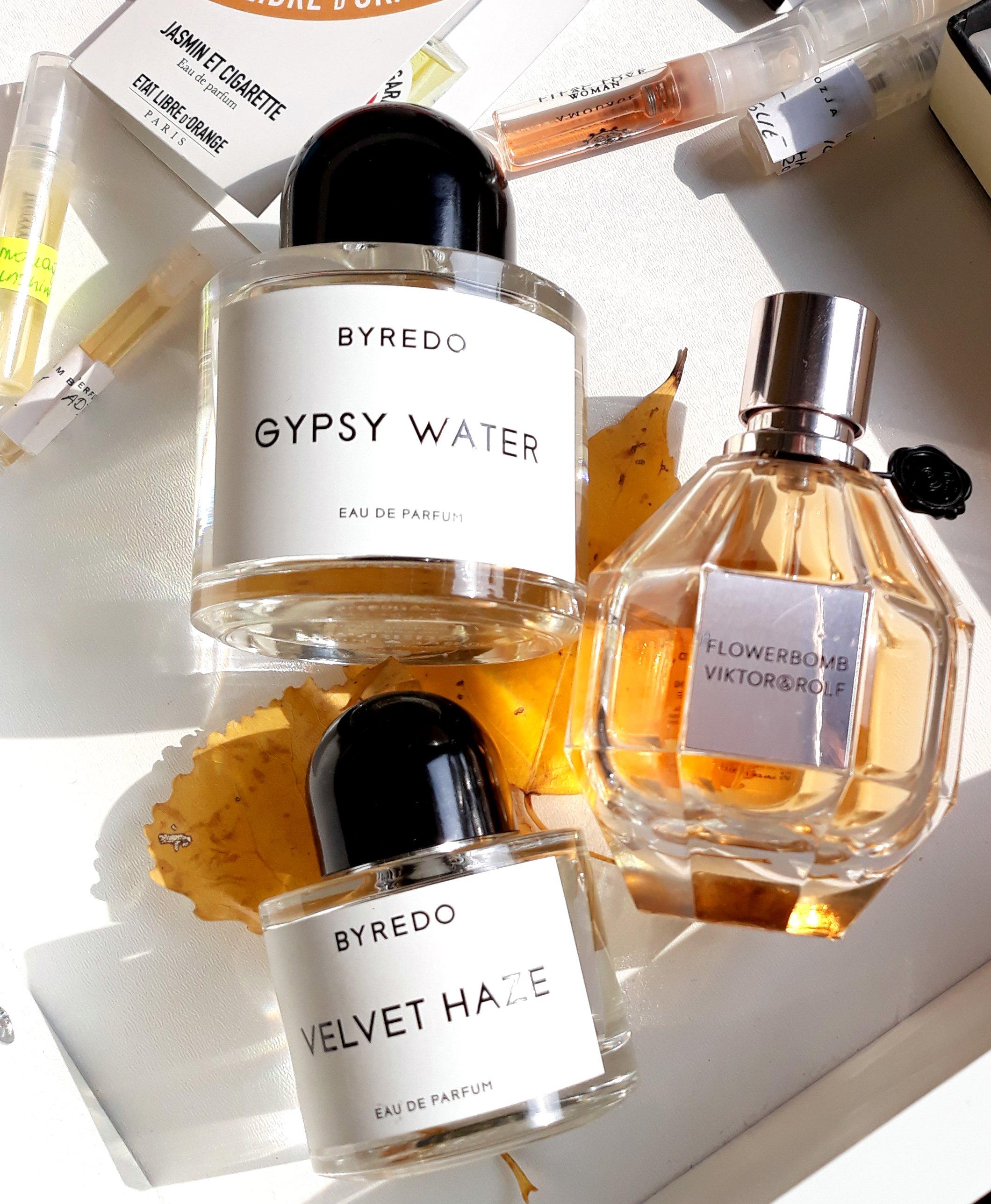 Perfumy na jesień 2018