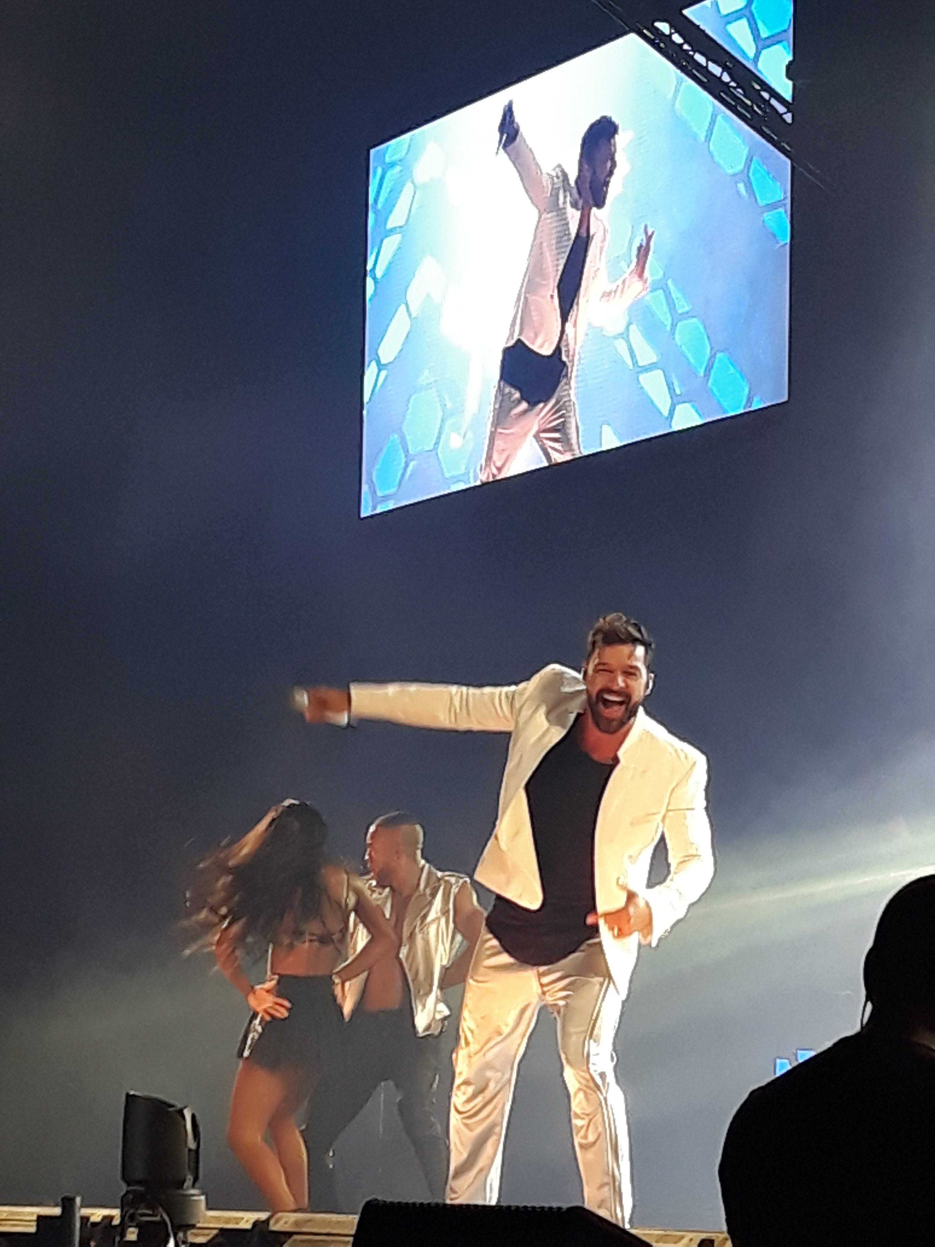 Ricky Martin Gdańsk