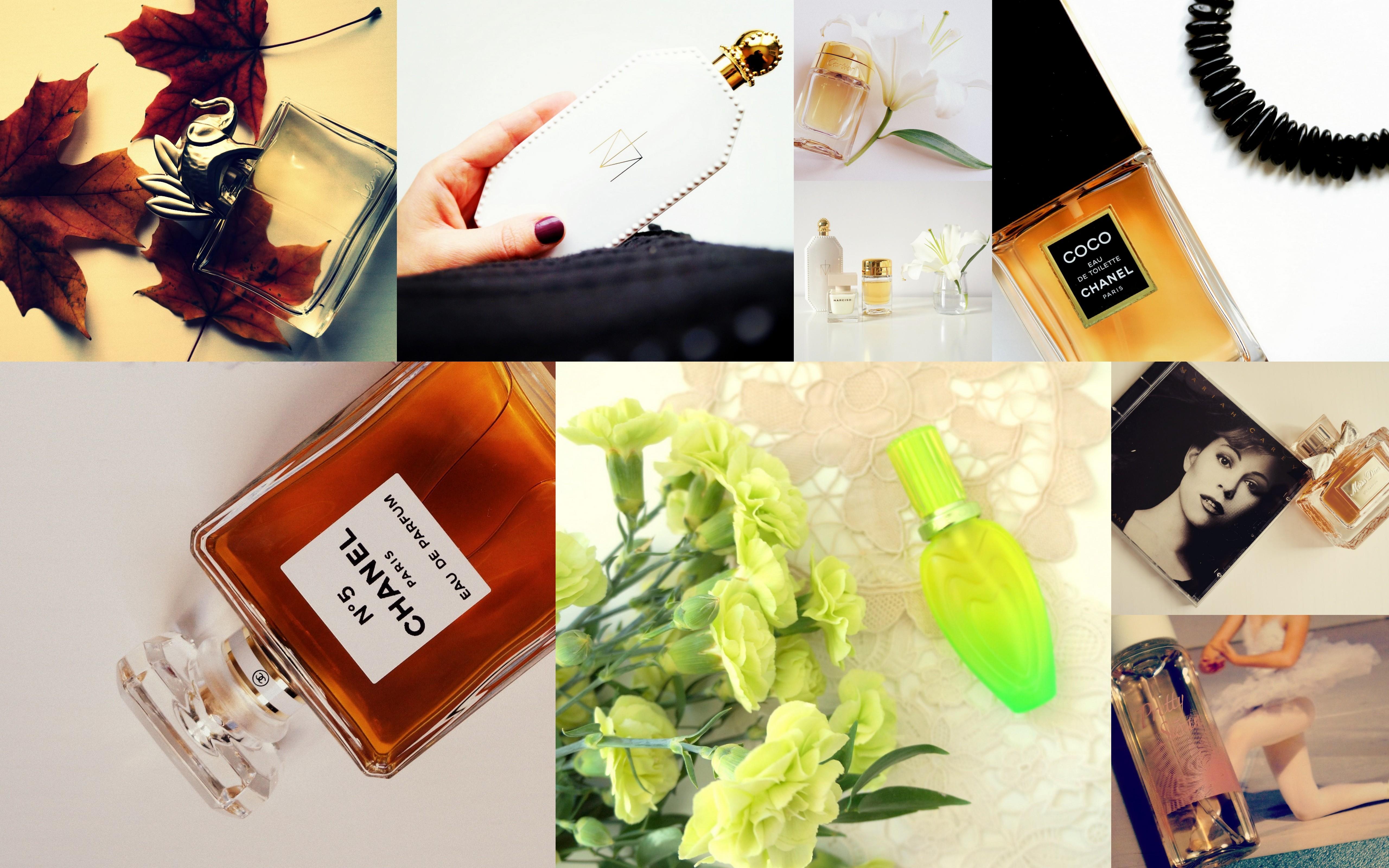 perfumy pazdziernik