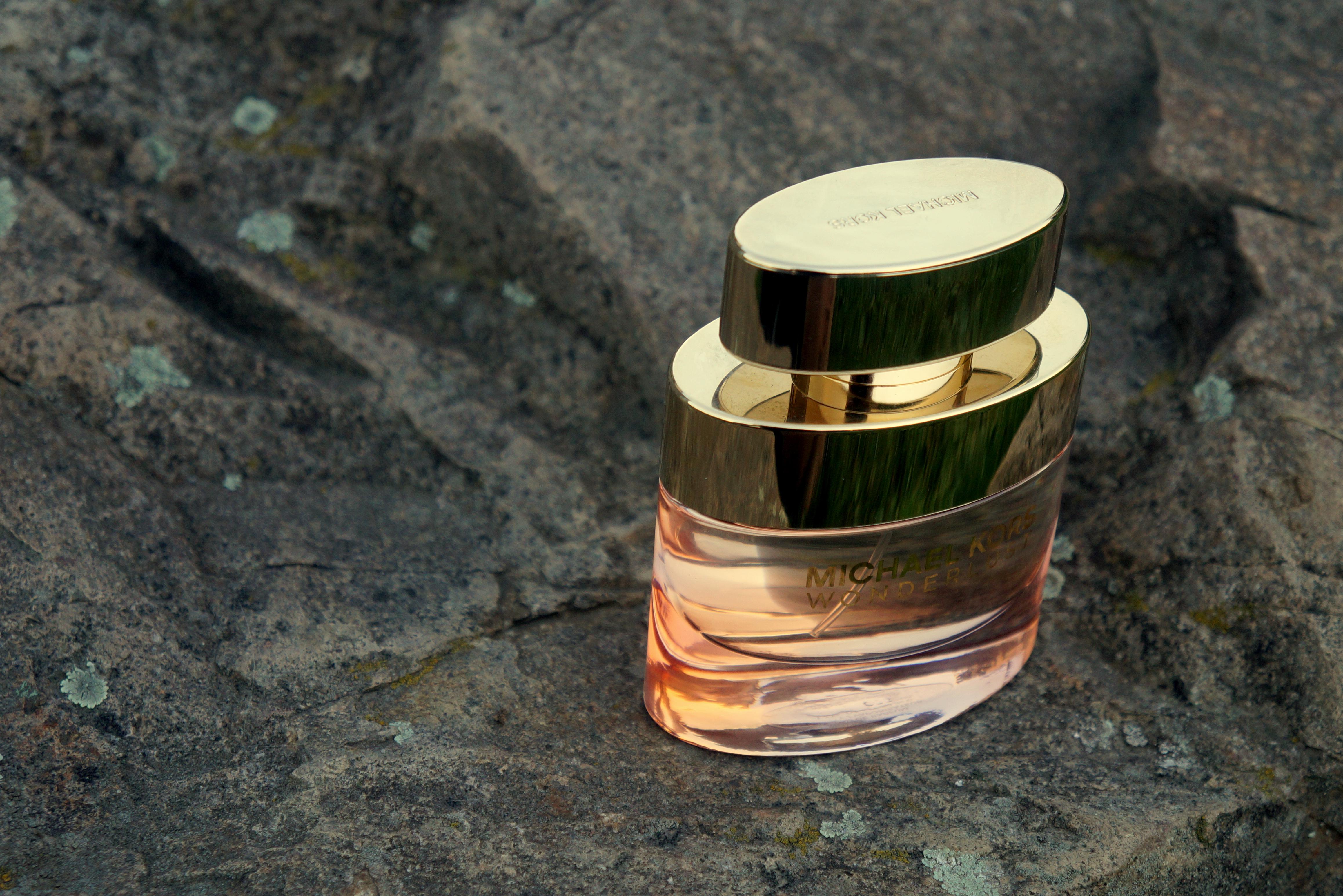 michael kors wonderlust blog o perfumach